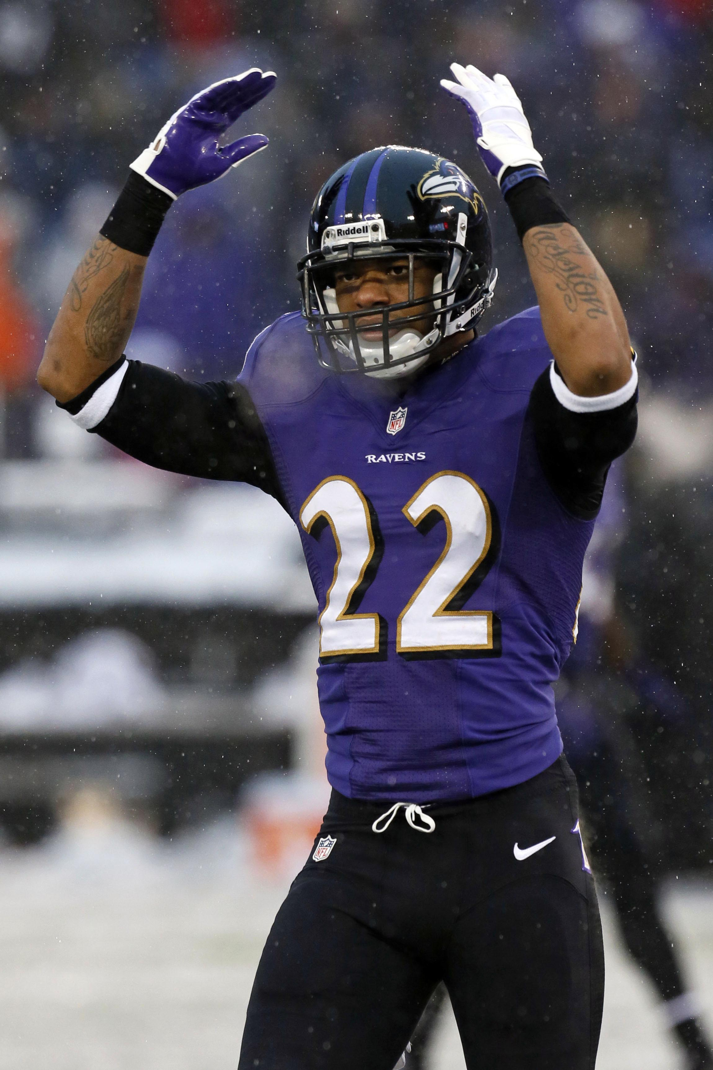new style 38289 e2df7 Ravens Place Jimmy Smith On IR, Promote Keenan Reynolds