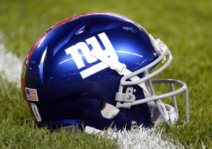 New York Giants (Helmet) (Featured)