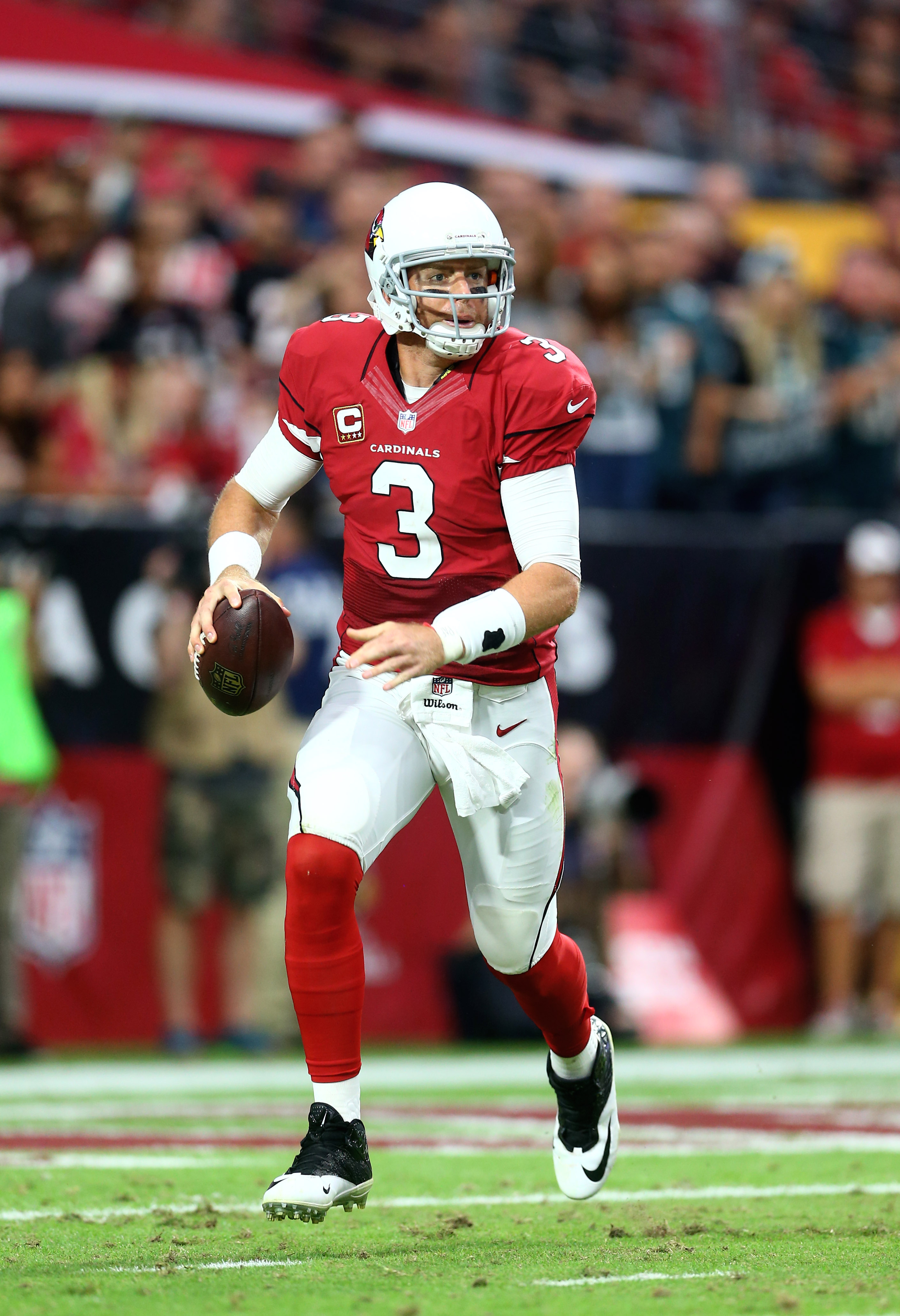 Carson Palmer - Pro Football Rumors