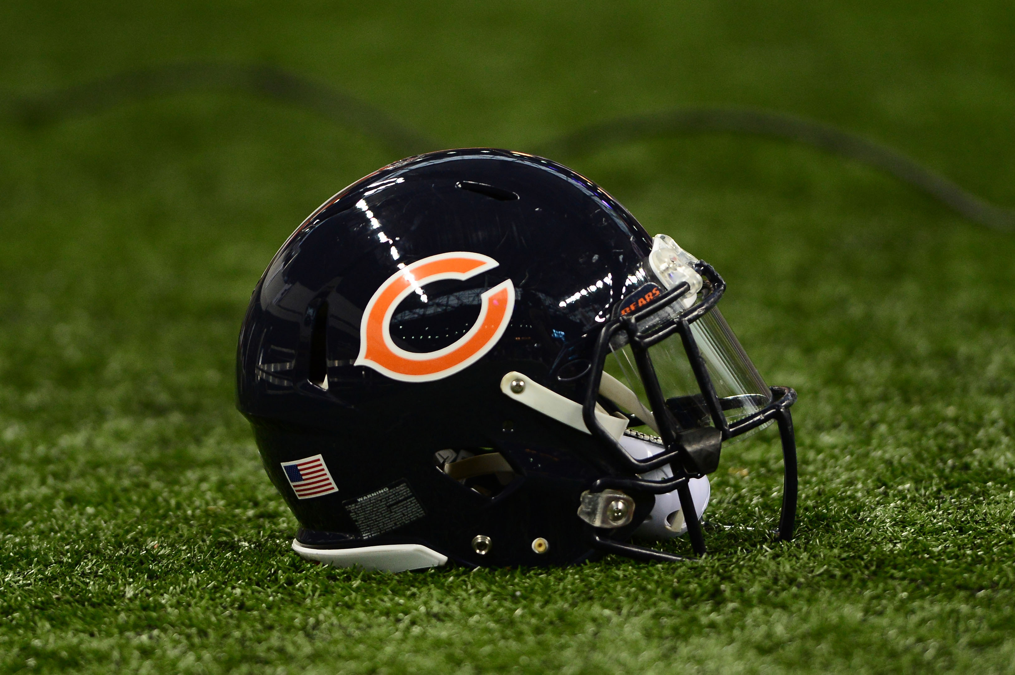 Opinion packers peeing on bears helmet Likely... The