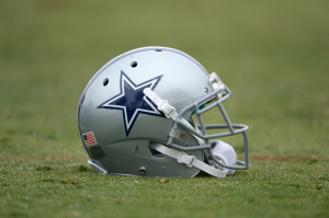 Dallas Cowboys Helmet (Featured)