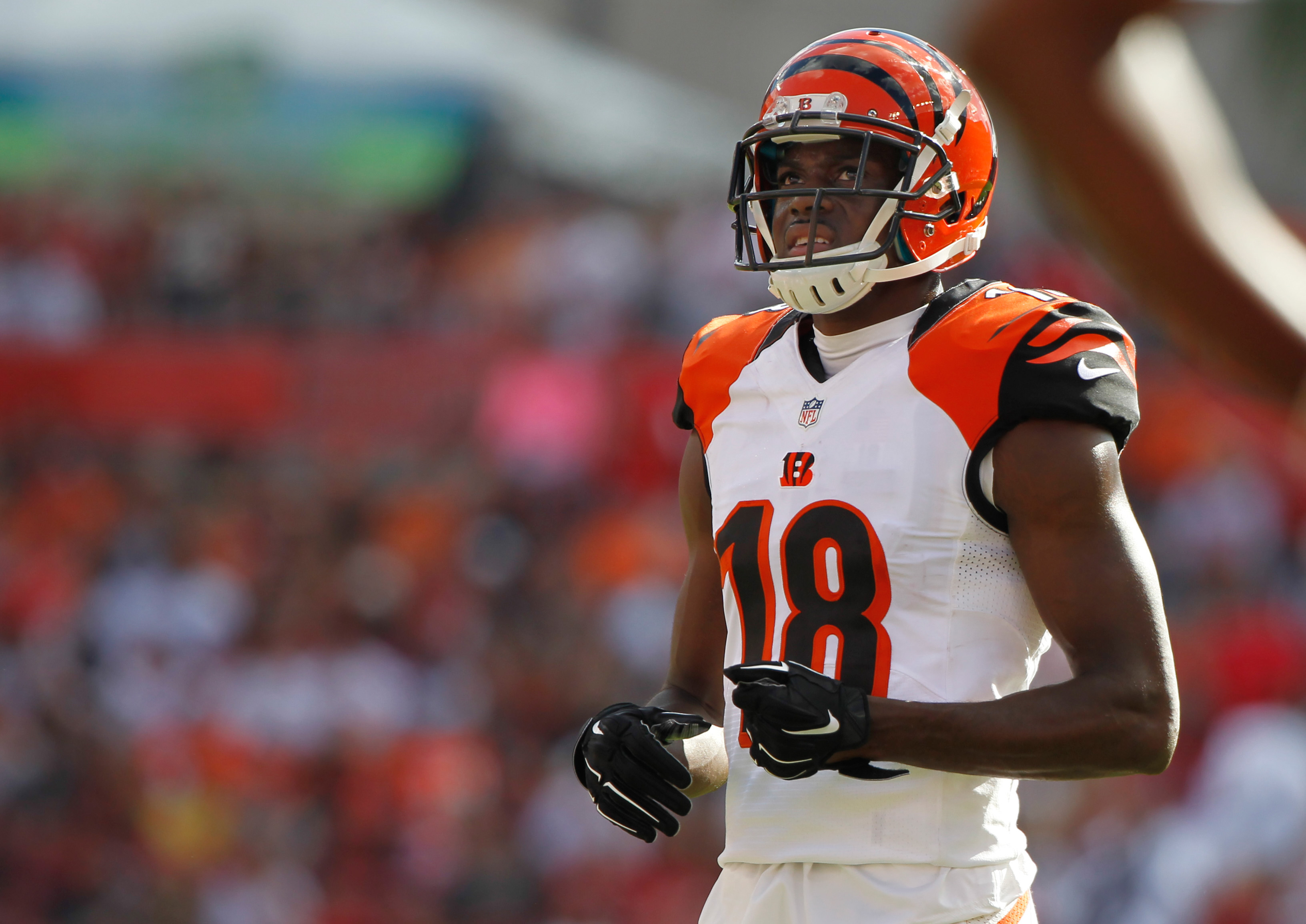 A J Green To Play 2015 Without New Deal