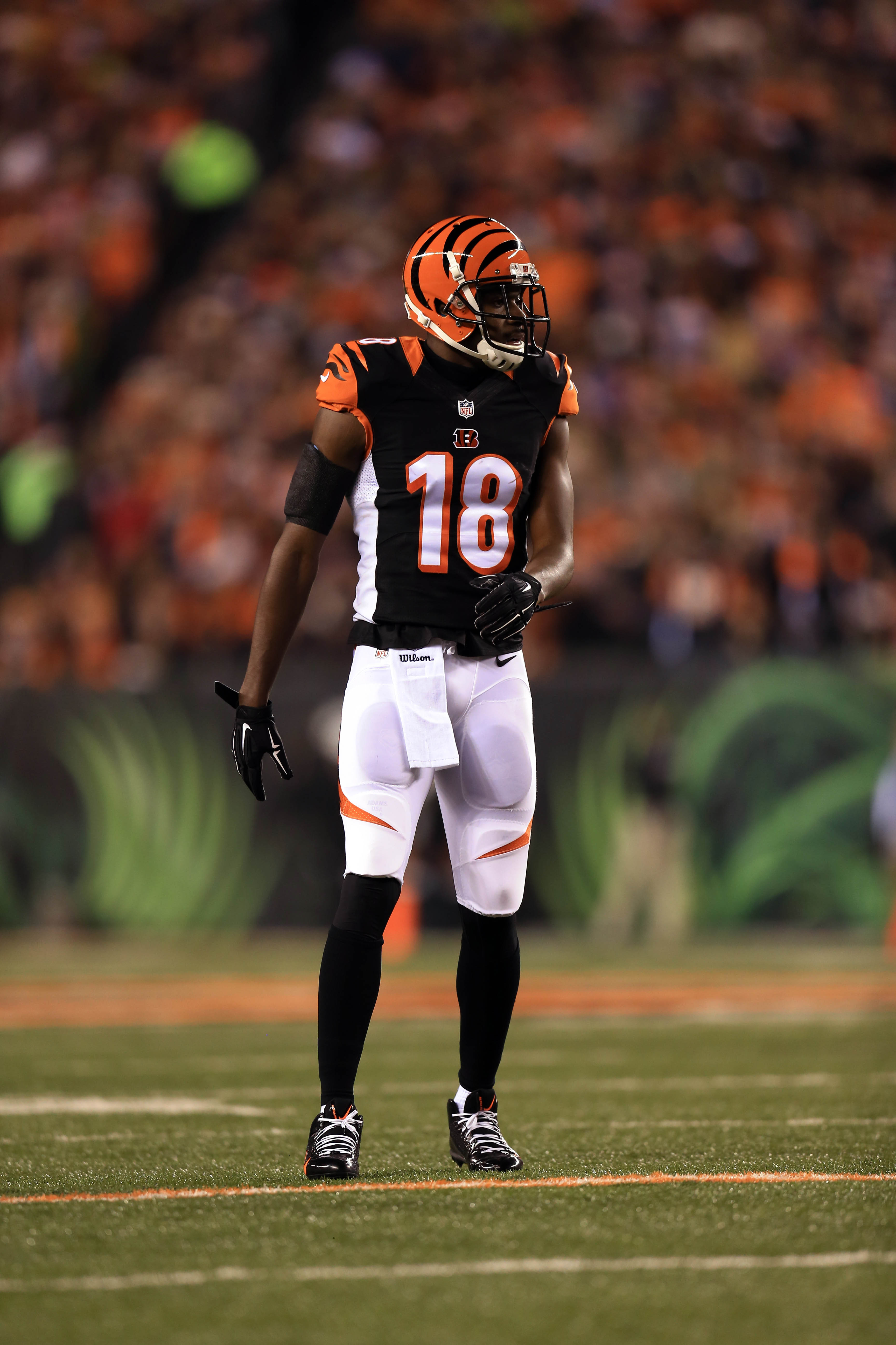 outlet store 7ba58 88a99 Latest On Bengals' A.J. Green