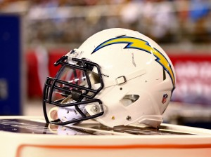 Chargers Helmet (Featured)
