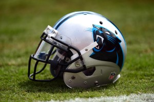 Panthers Helmet (Featured)
