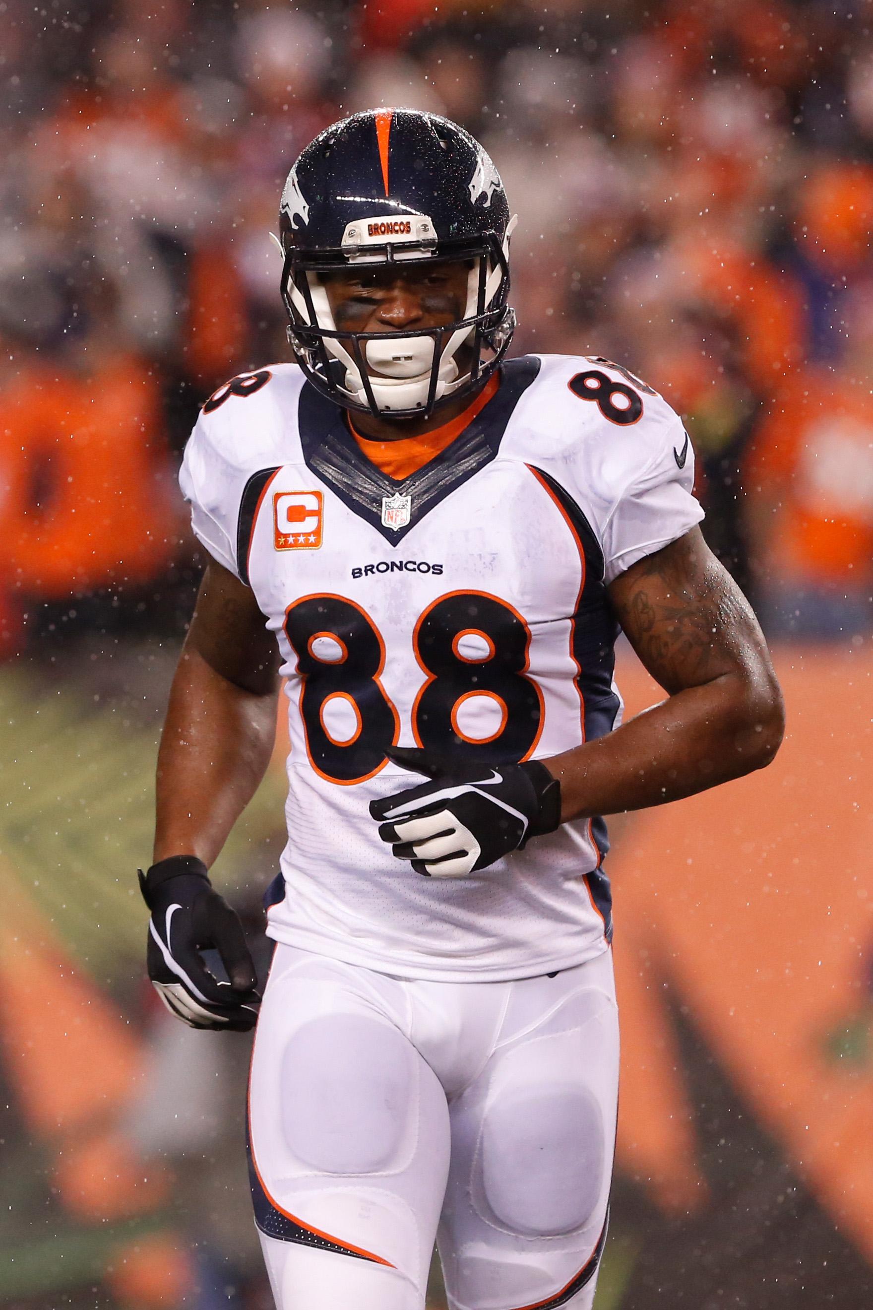 free shipping f0c0d f5b63 Broncos Trade Demaryius Thomas To Texans