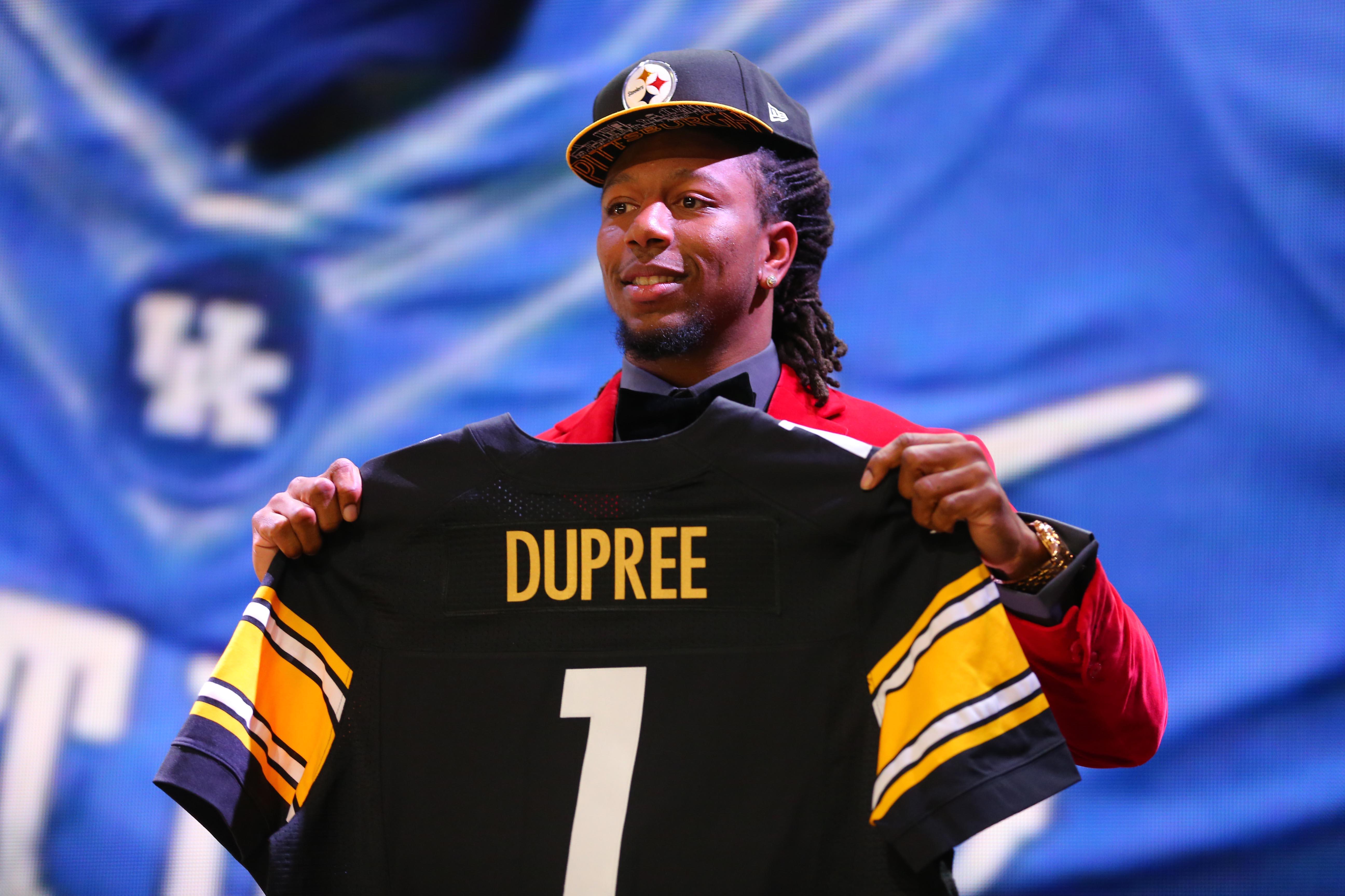 Steelers Sign Bud Dupree