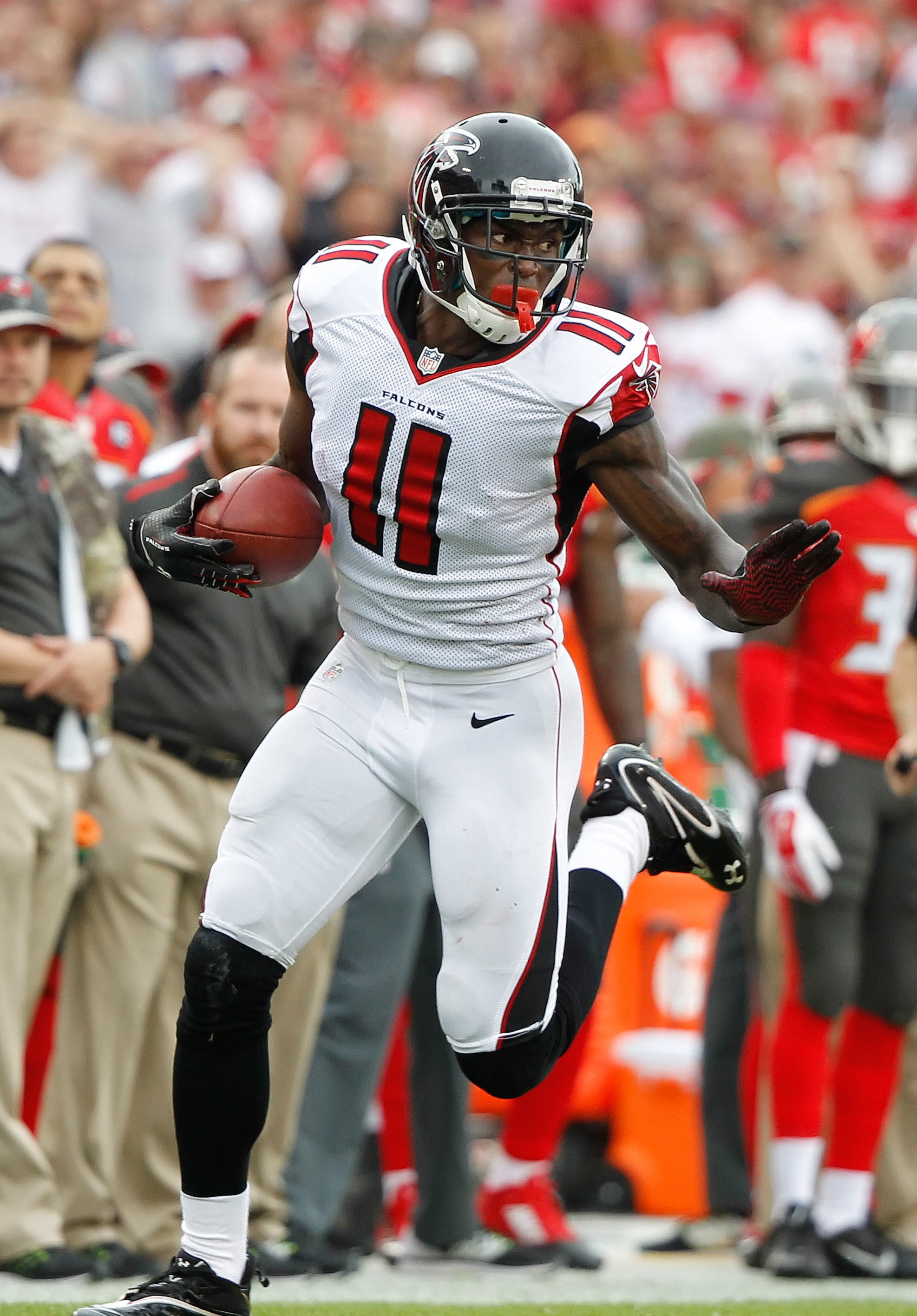 Extension Candidate Julio Jones