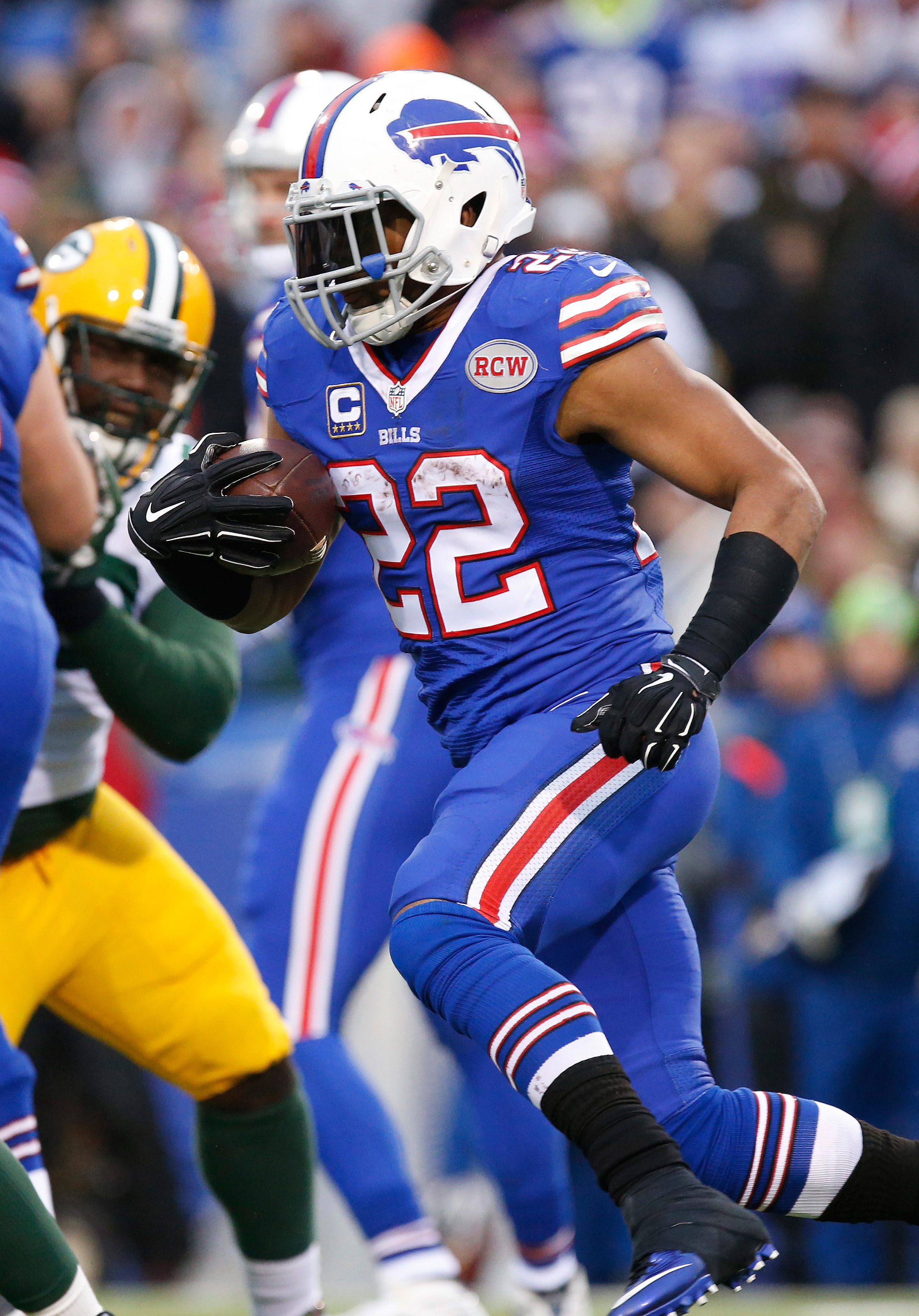 Bills Release Fred Jackson, 11 Others