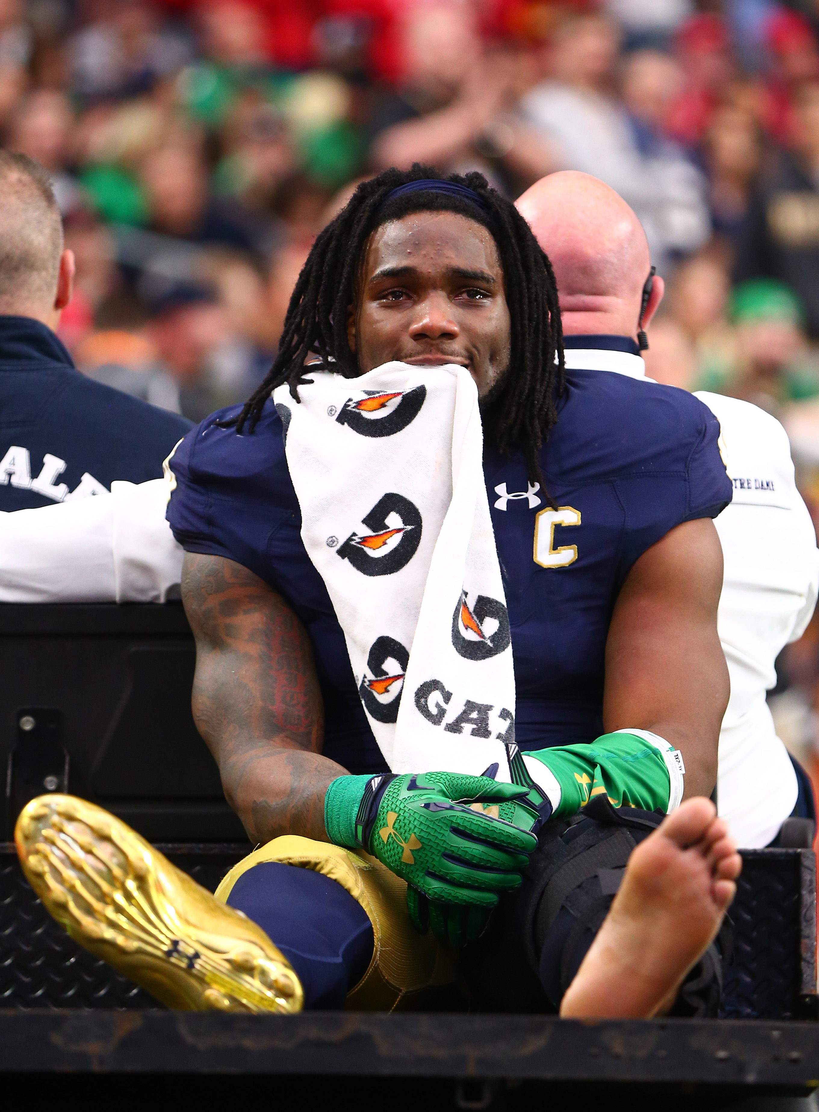 Notre Dame Lb Jaylon Smith To Enter Draft