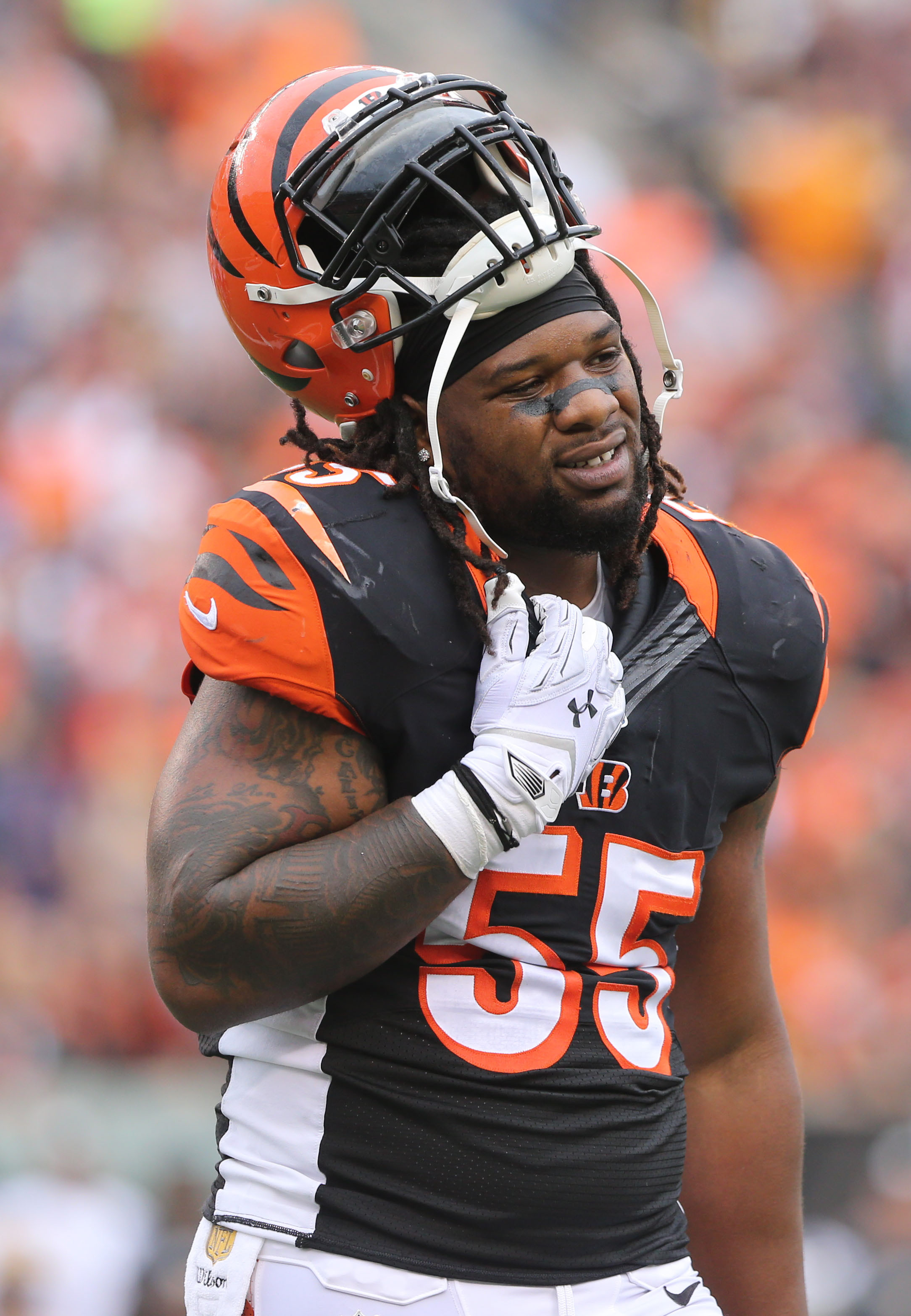 Vontaze Burfict Career Stats >> Vontaze Burfict Career Stats 2019 2020 Top Car Models