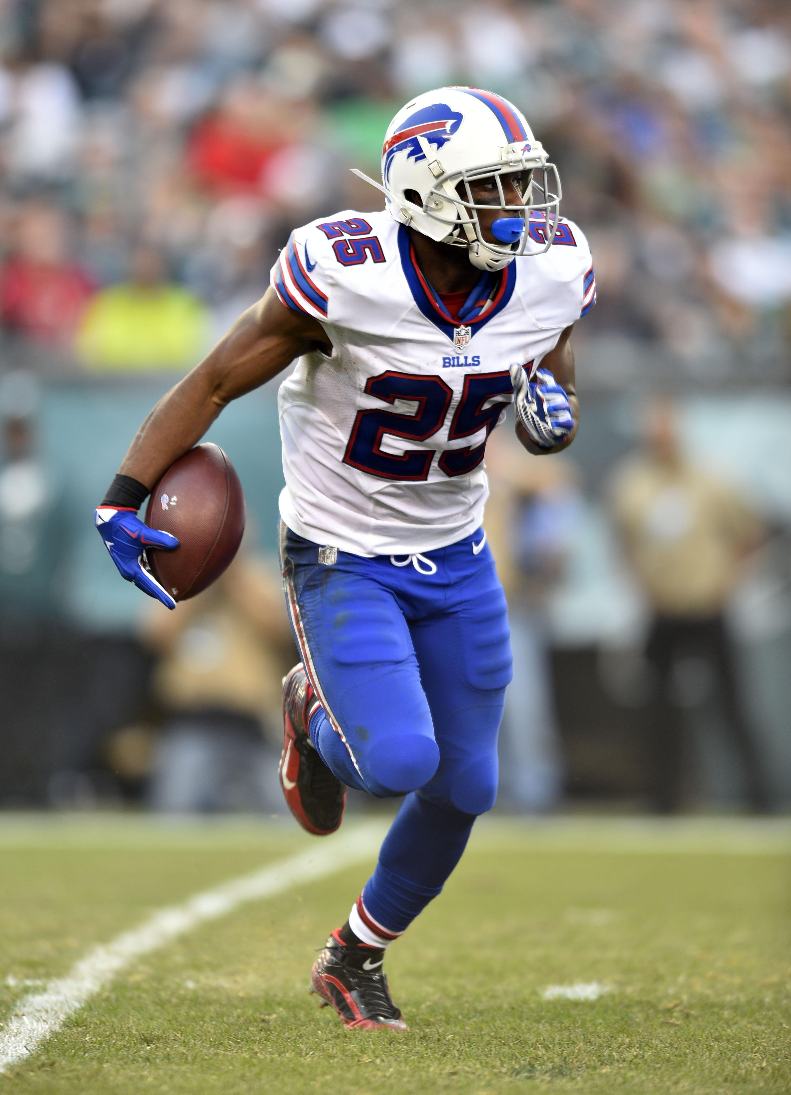 Bills' LeSean McCoy Could Miss Multiple Games