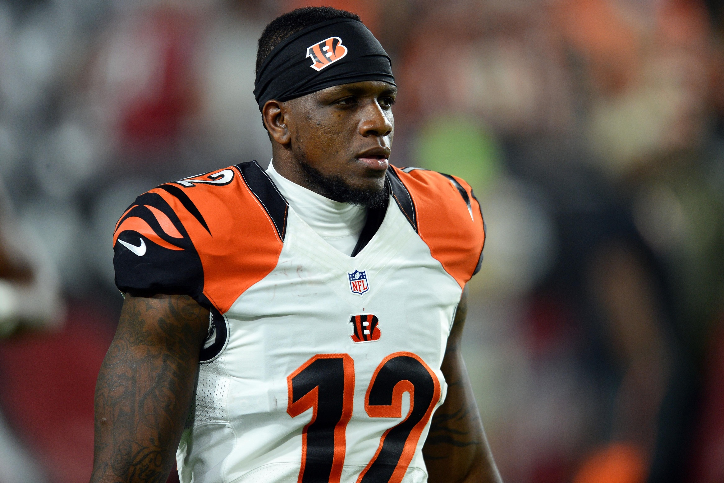Bengals Unlikely To Re Sign Mohamed Sanu