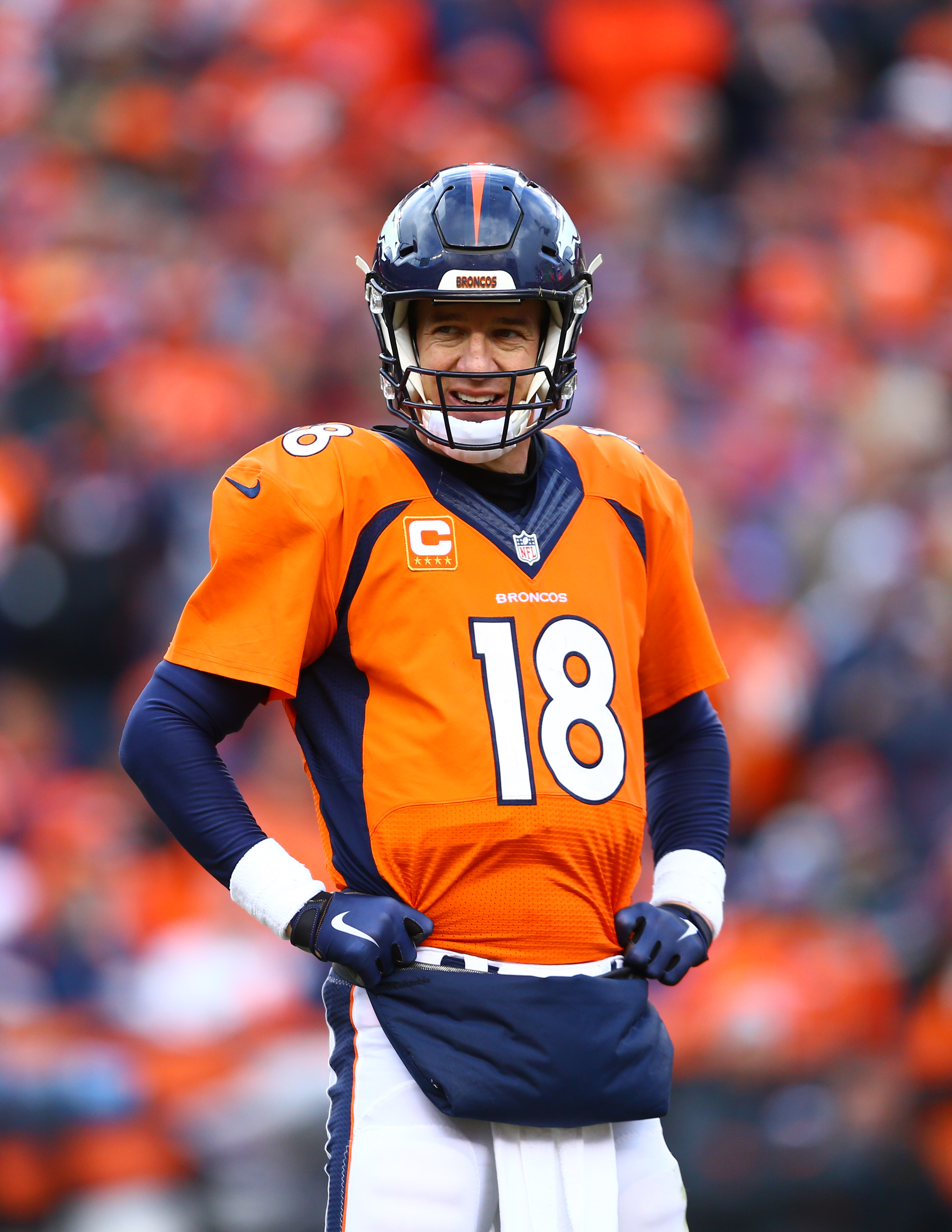 Peyton Manning 2018 player profile game log season stats career stats recent news If you play fantasy sports get breaking news and immerse yourself in the