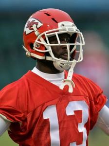Chiefs' De'Anthony Thomas Suffers Broken Leg