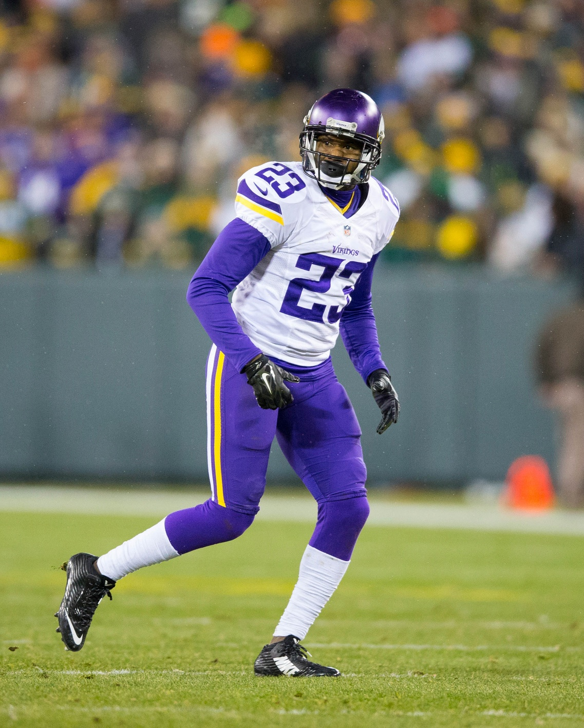 Vikings Re-Sign CB Terence Newman f988fc2c3