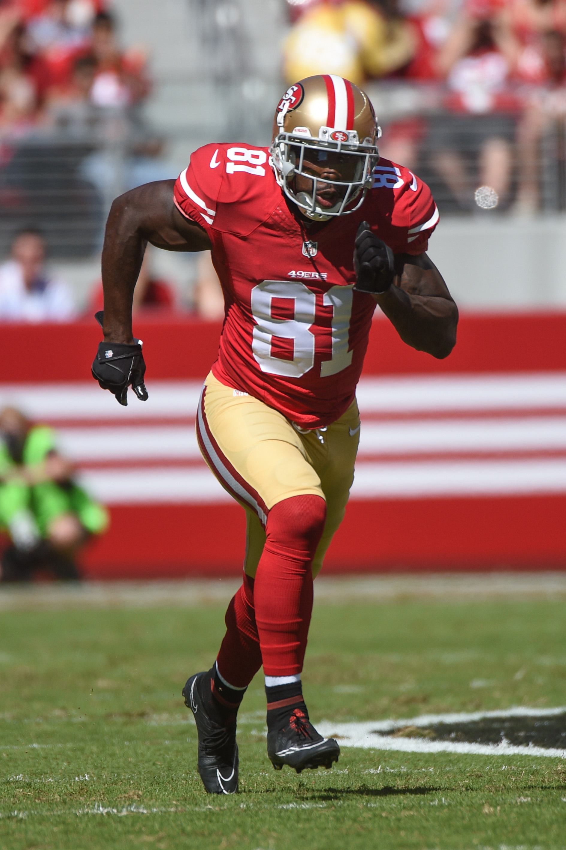 49ers, Anquan Boldin Haven't Had Contract Talks