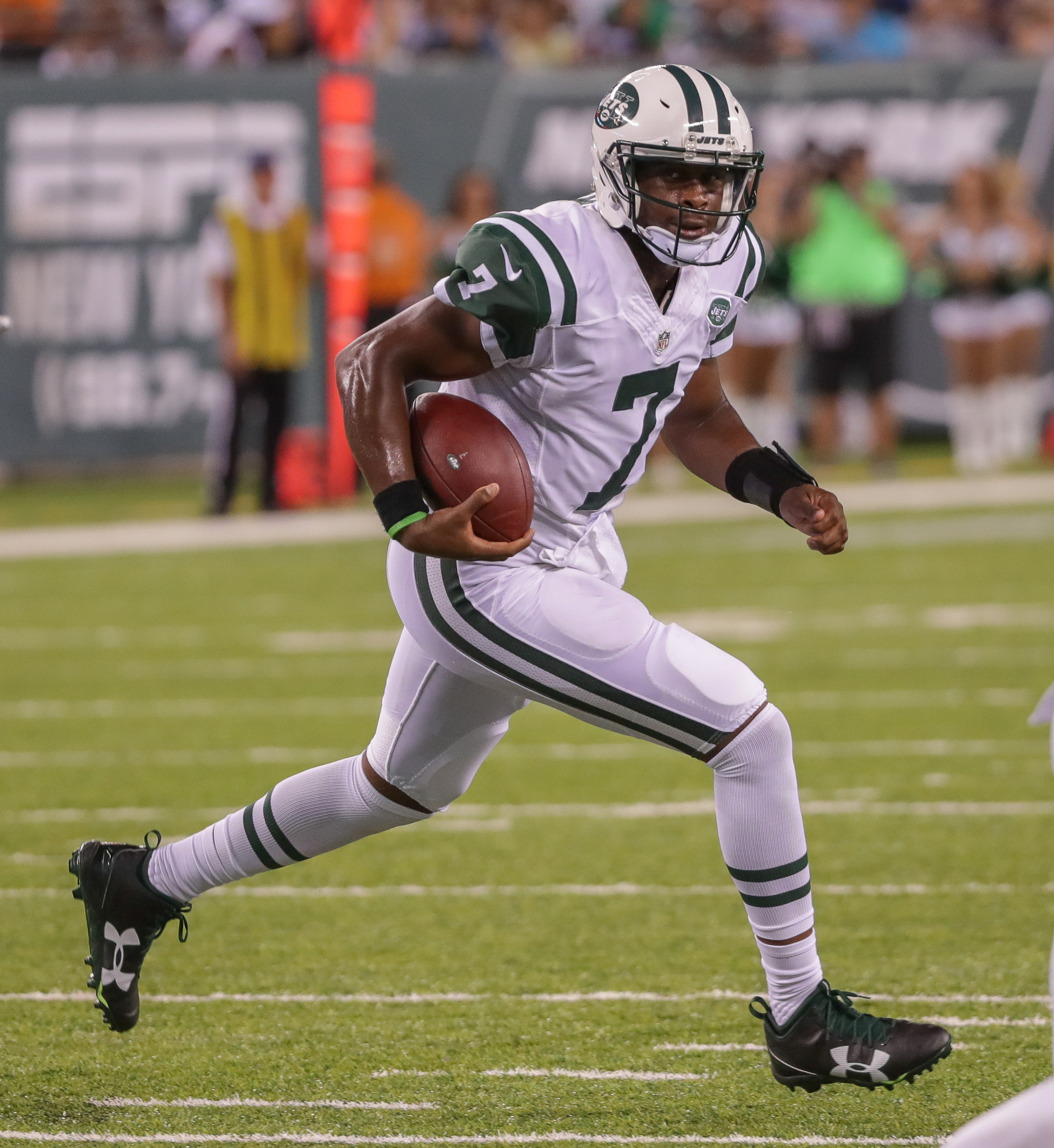 Giants To Sign Ex-Jets QB Geno Smith