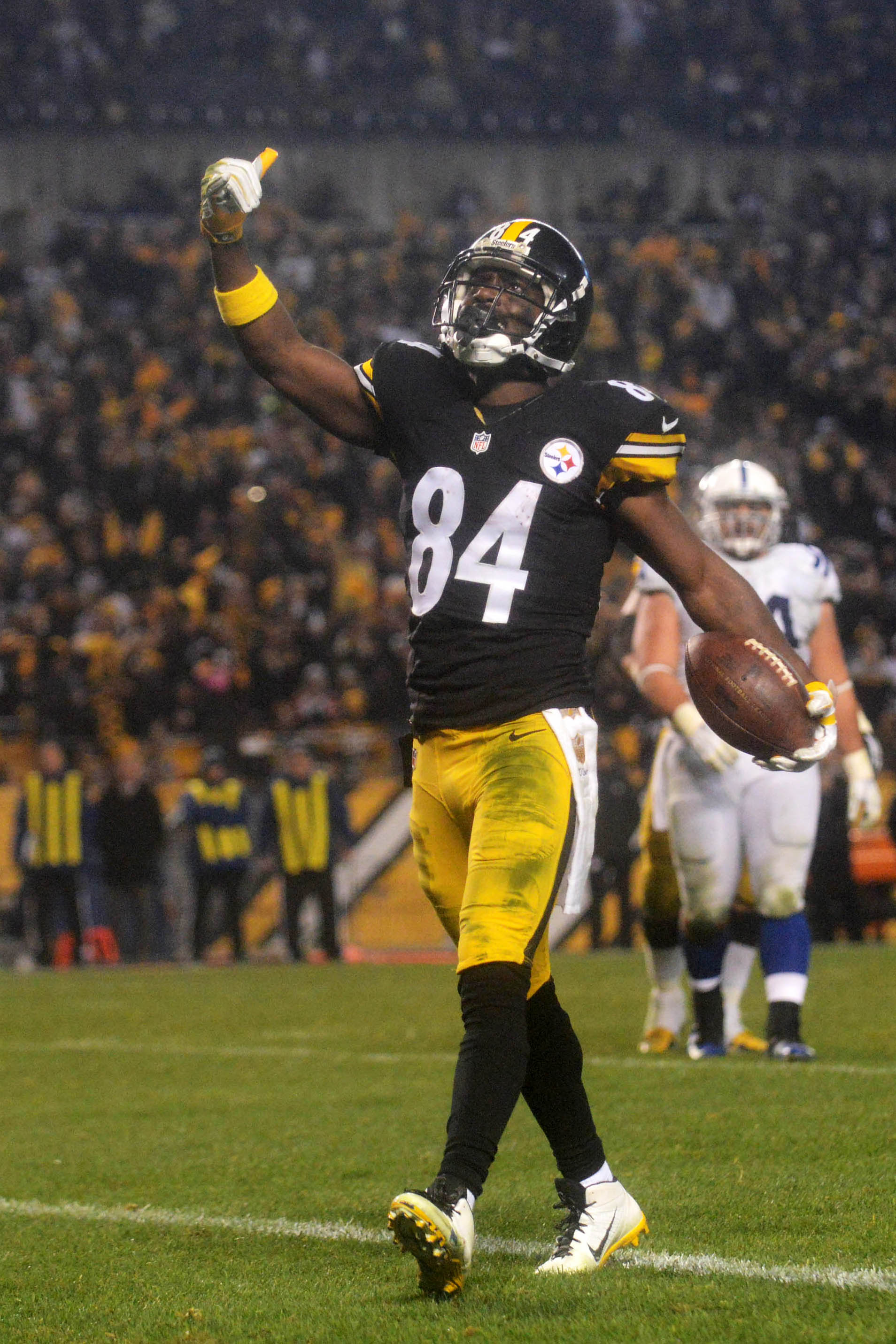 Steelers To Trade Antonio Brown To Bills