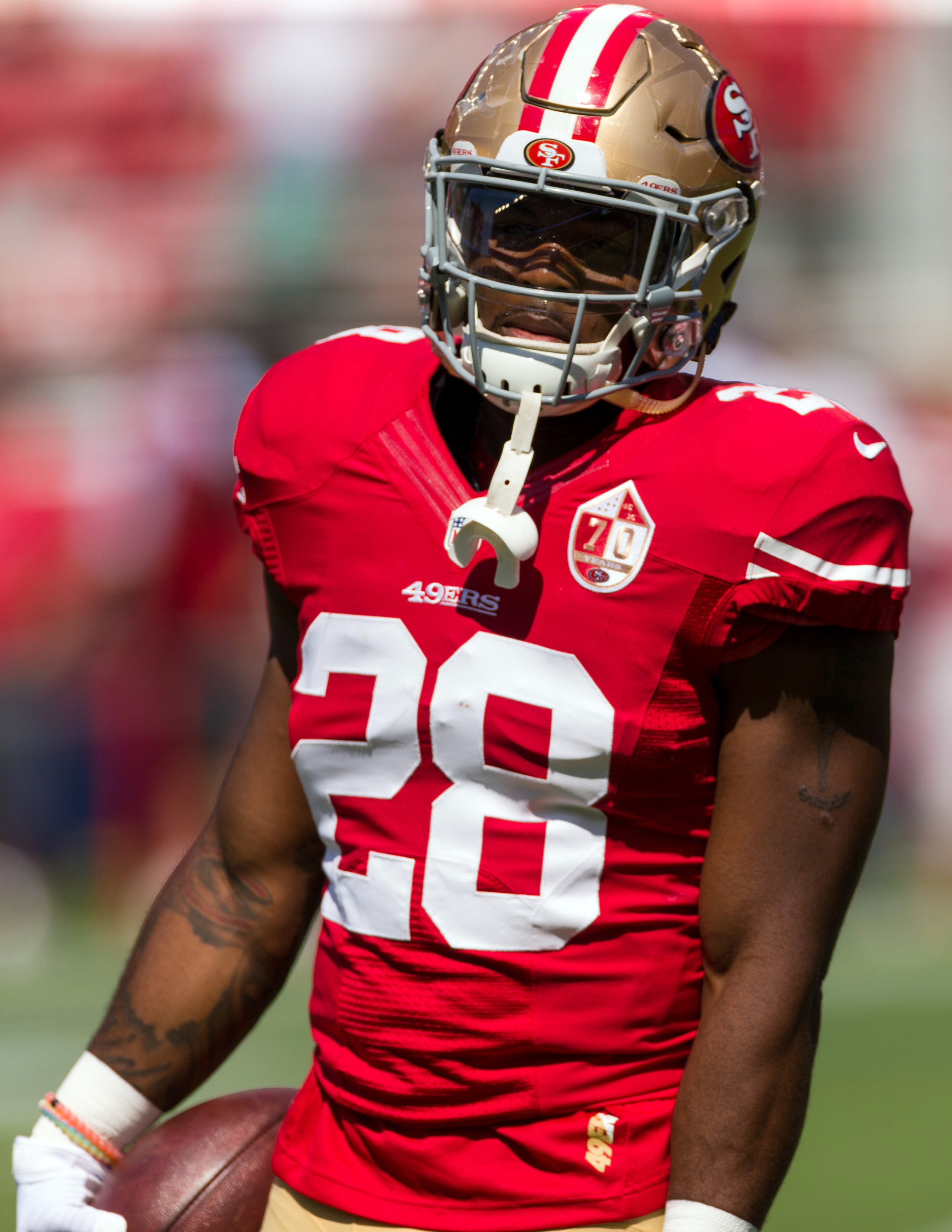 huge selection of 04ece 5fbda Browns To Sign RB Carlos Hyde