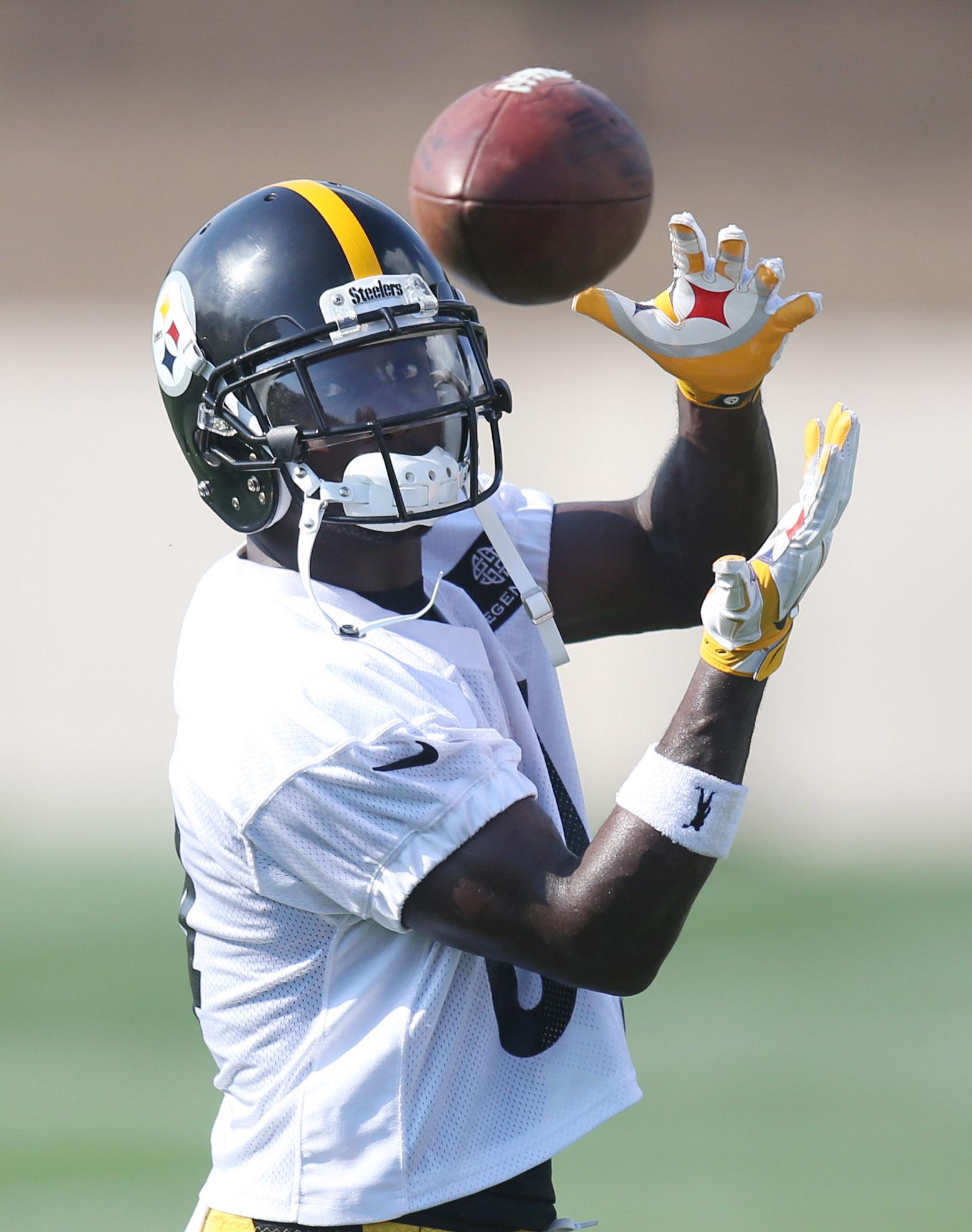 Steelers Antonio Brown Misses Practice