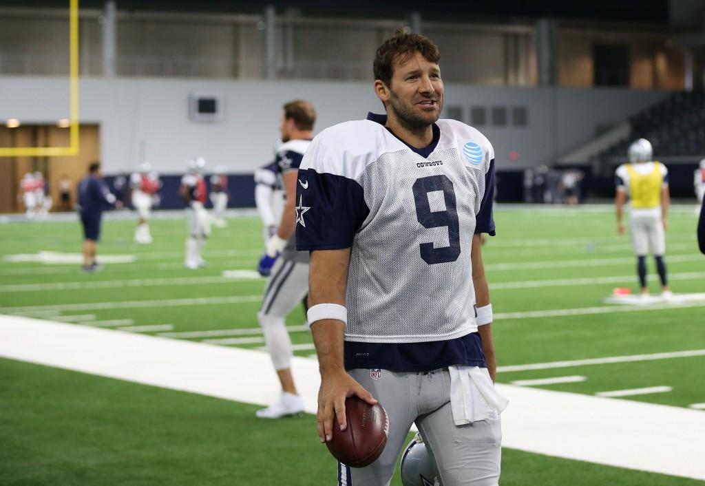 Tony Romo S Prognosis Worsens
