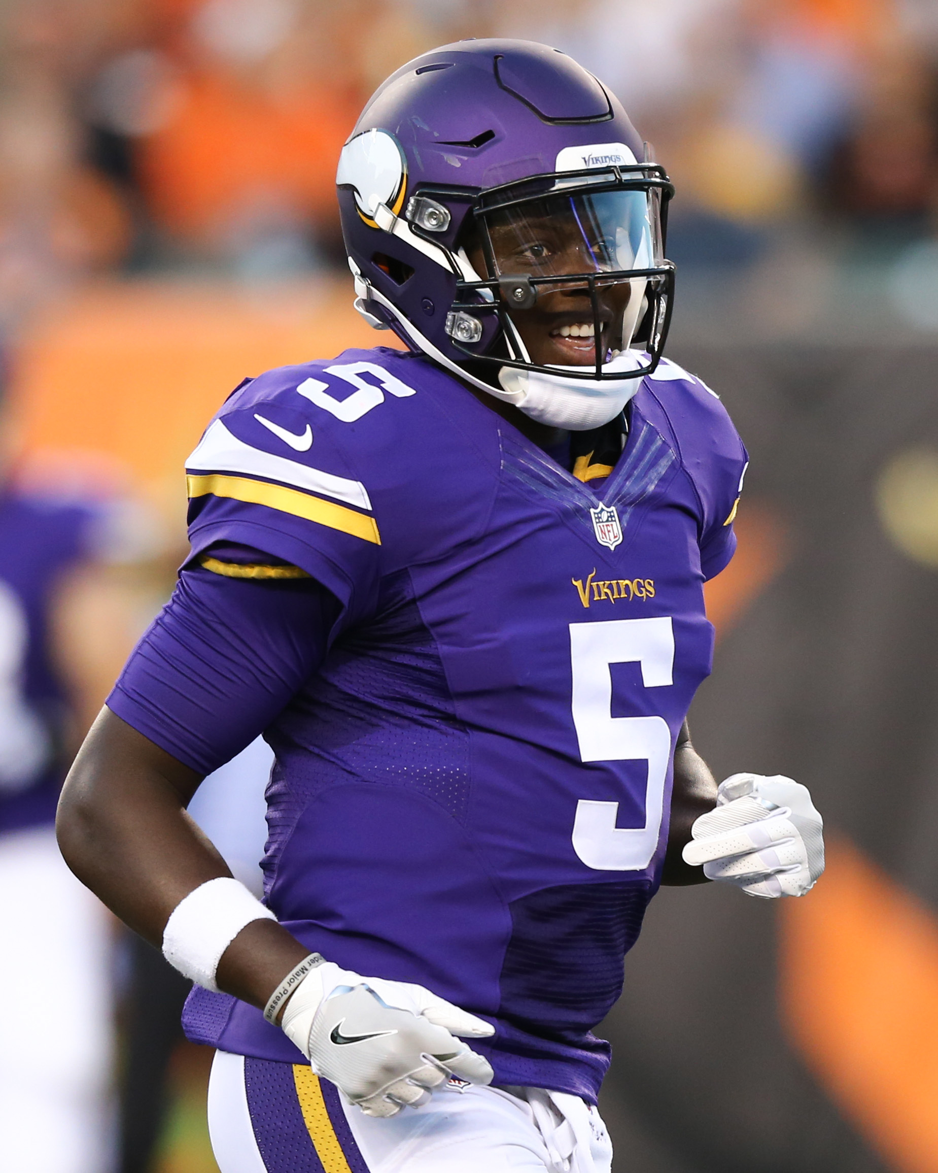 Teddy Bridgewater - Pro Football Rumors
