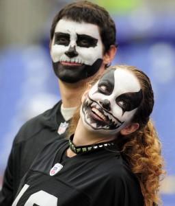 Raiders fans (vertical)