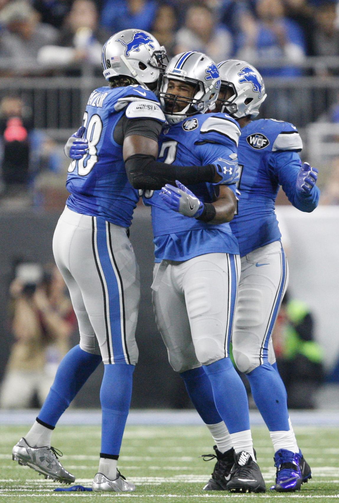 Lions Release De Armonty Bryant