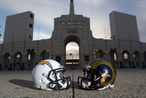 Los Angeles Rams & Chargers (featured)