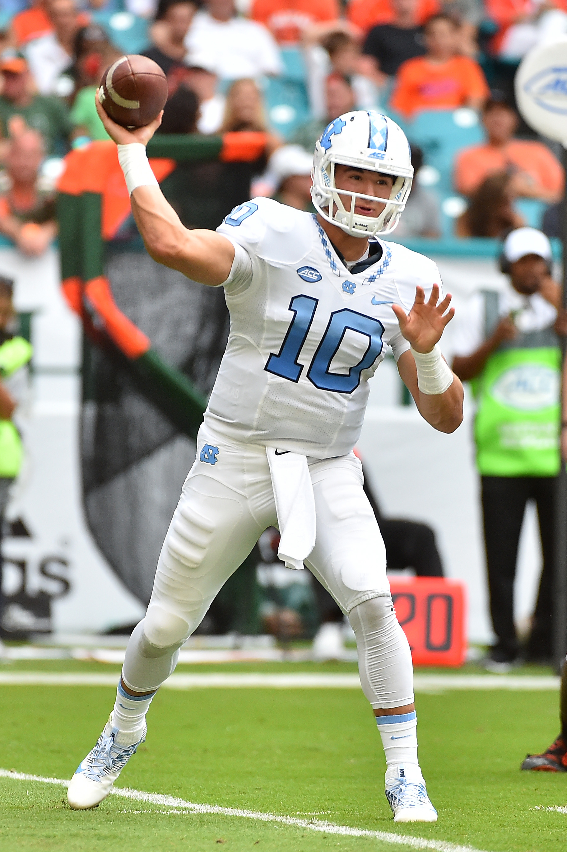 Browns Focusing On UNC QB Mitch Trubisky