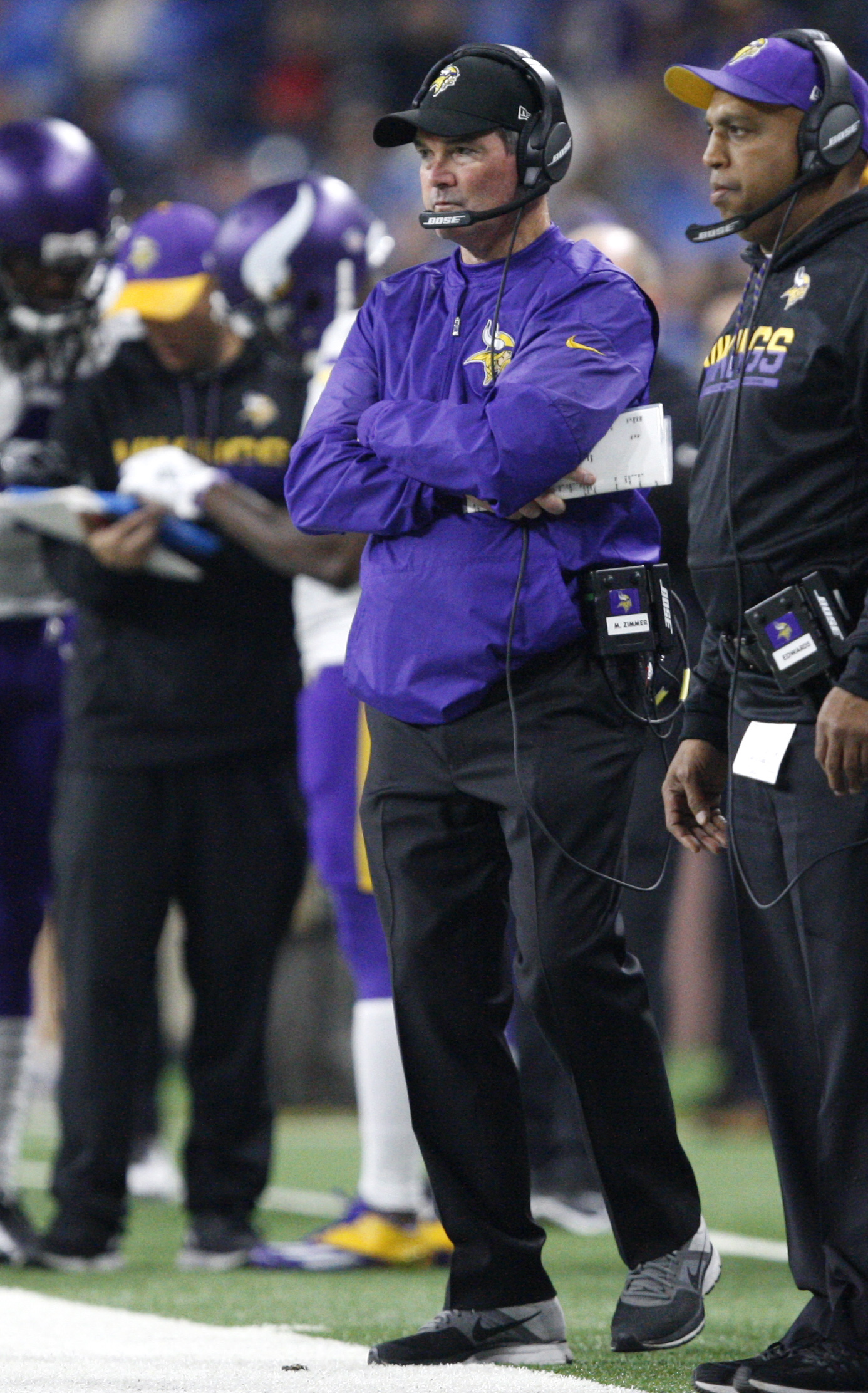 d060a2530 Mike Zimmer (Coach) - Pro Football Rumors