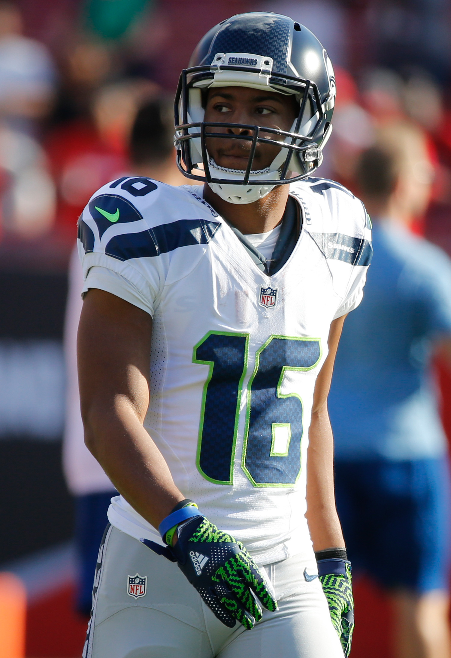 online store cf6b1 083c4 Seahawks, WR Tyler Lockett Agree To Extension