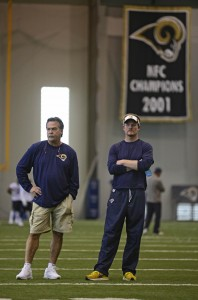 Jeff Fisher/Les Snead (Vertical)