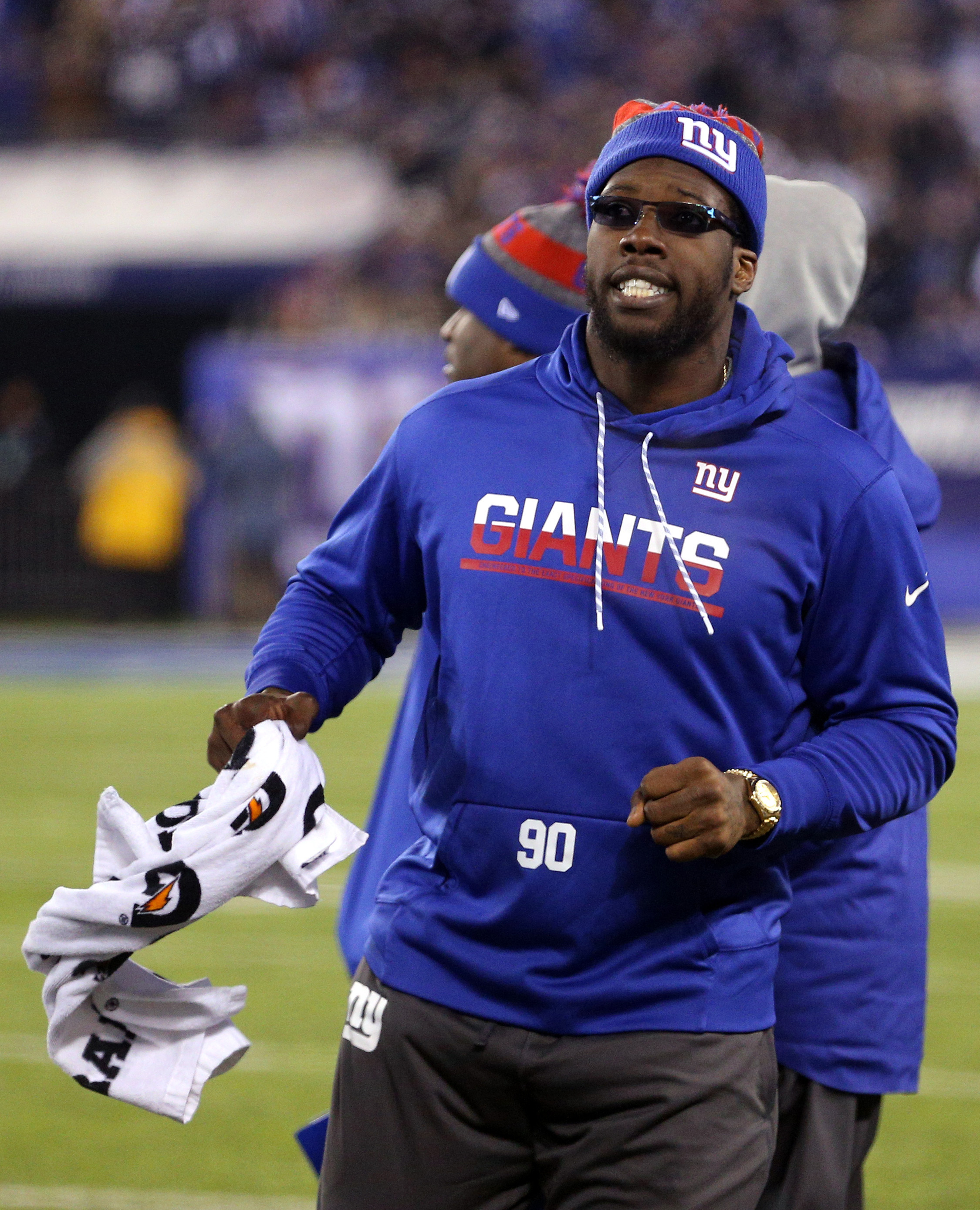 Giants' Jason Pierre-Paul Won't Sign Another One-Year Deal