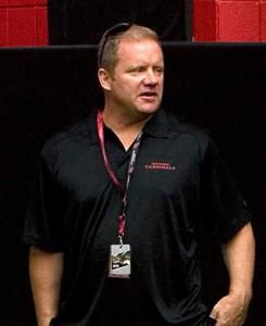 Terry McDonough (vertical)