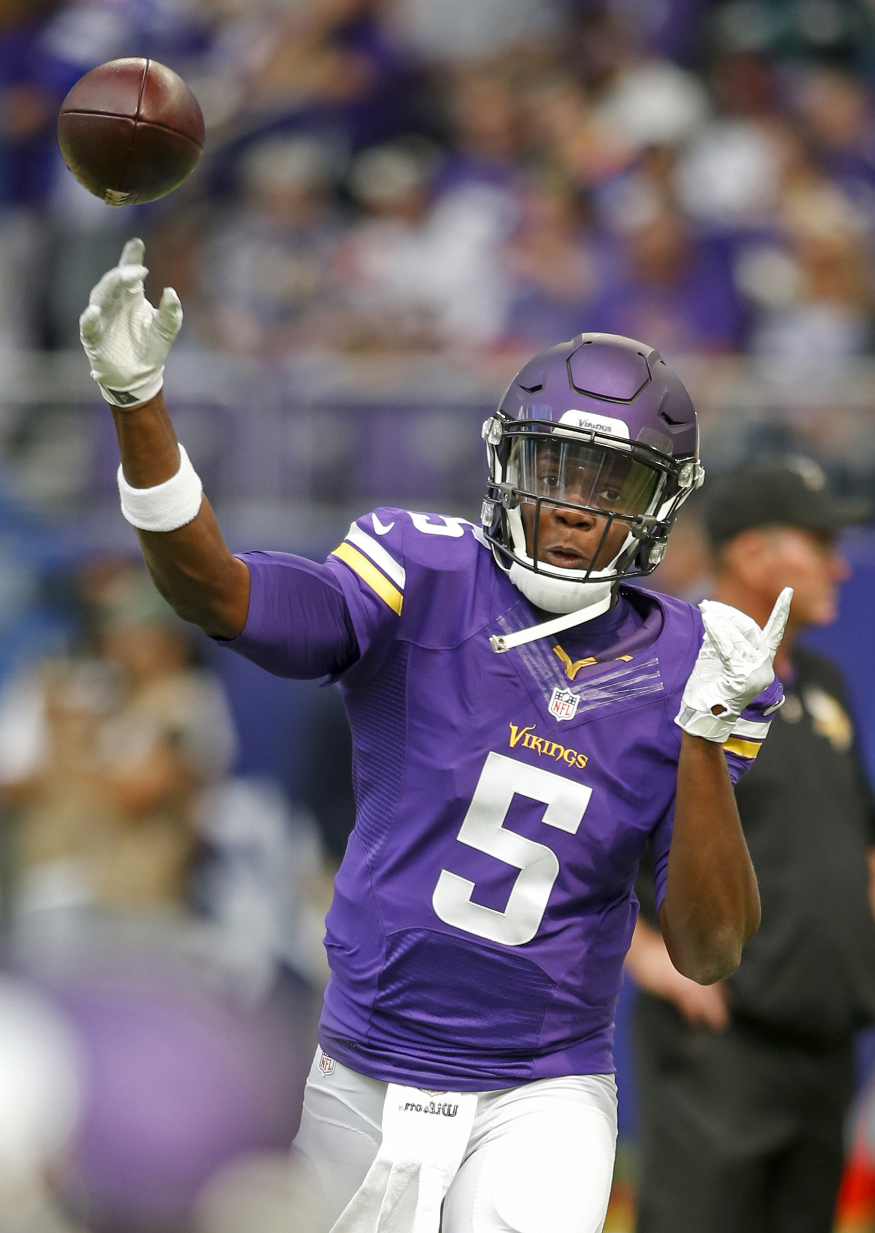 Teddy Bridgewater Likely Out For 2017?