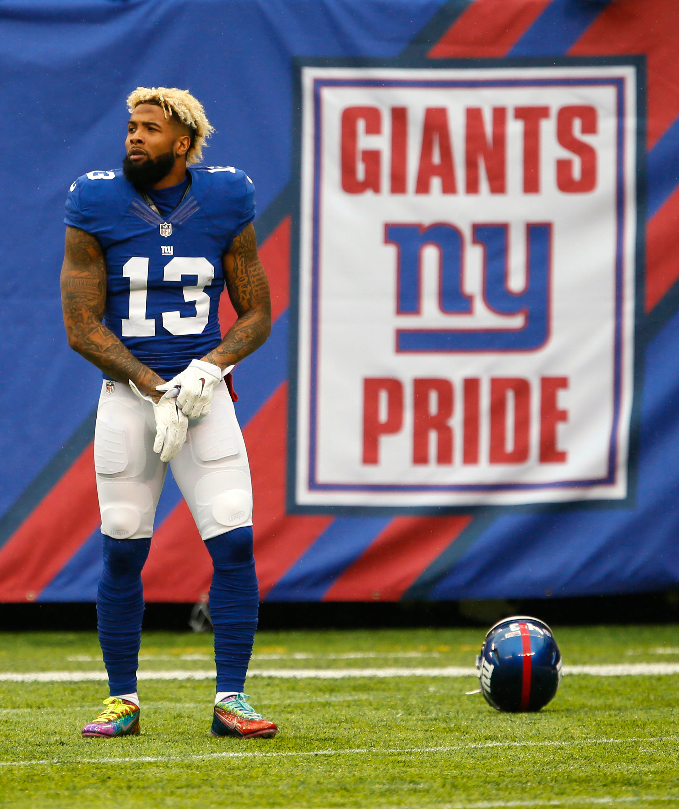New york giants rumors news pro football rumors beckham who suffered a season ending ankle injury last year had received clearance to participate in giants work outs earlier this week m4hsunfo