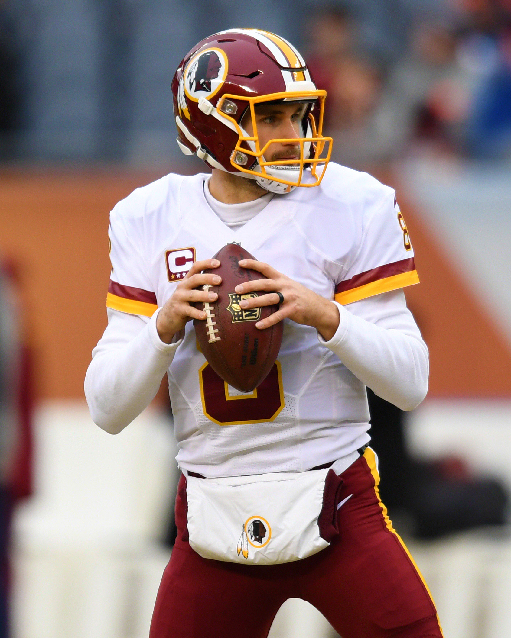 newest 10576 bb1ae Redskins, Kirk Cousins Haven't Talked Since End Of Regular ...