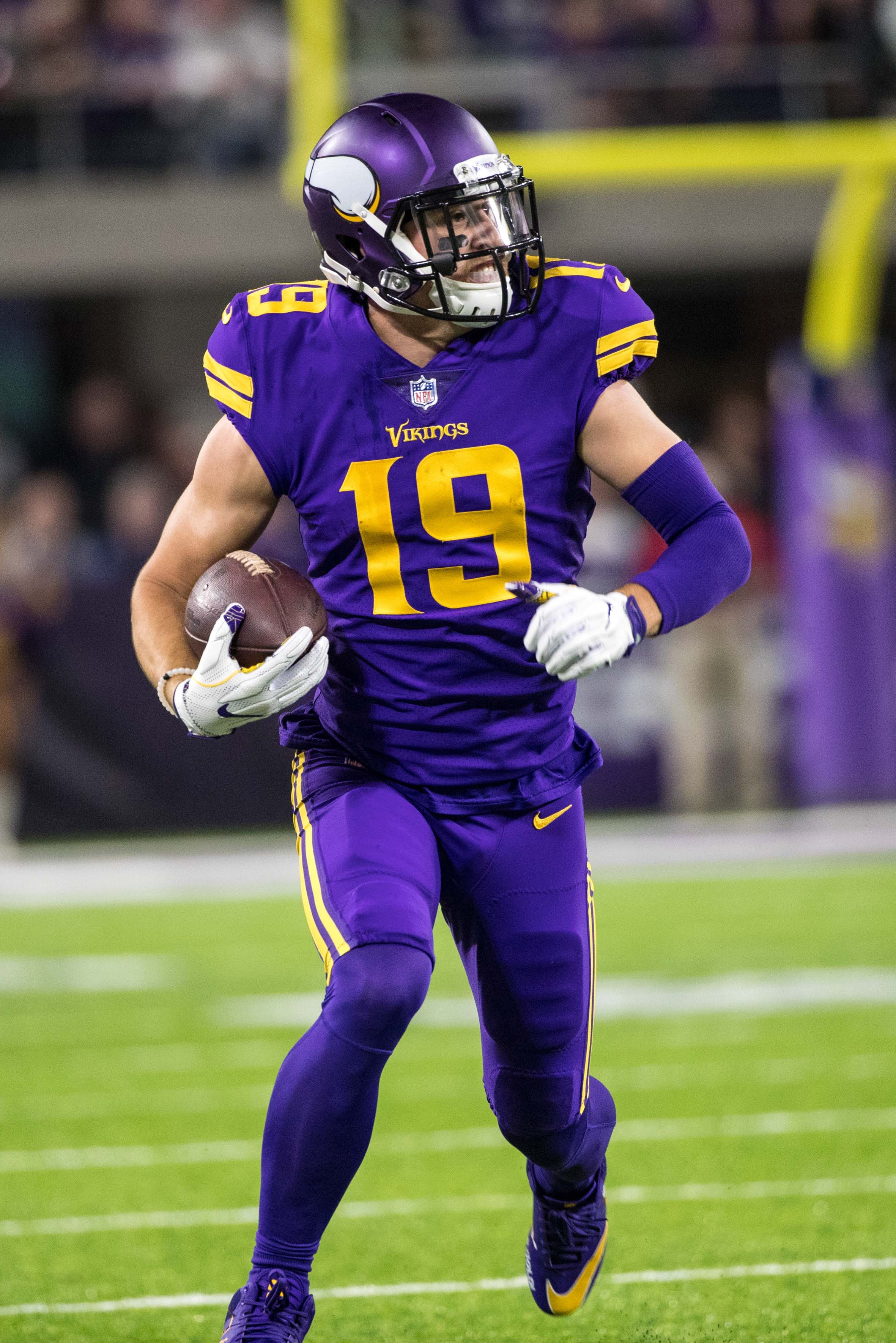 Vikings Re-Sign WR Adam Thielen 3d3e81d9a