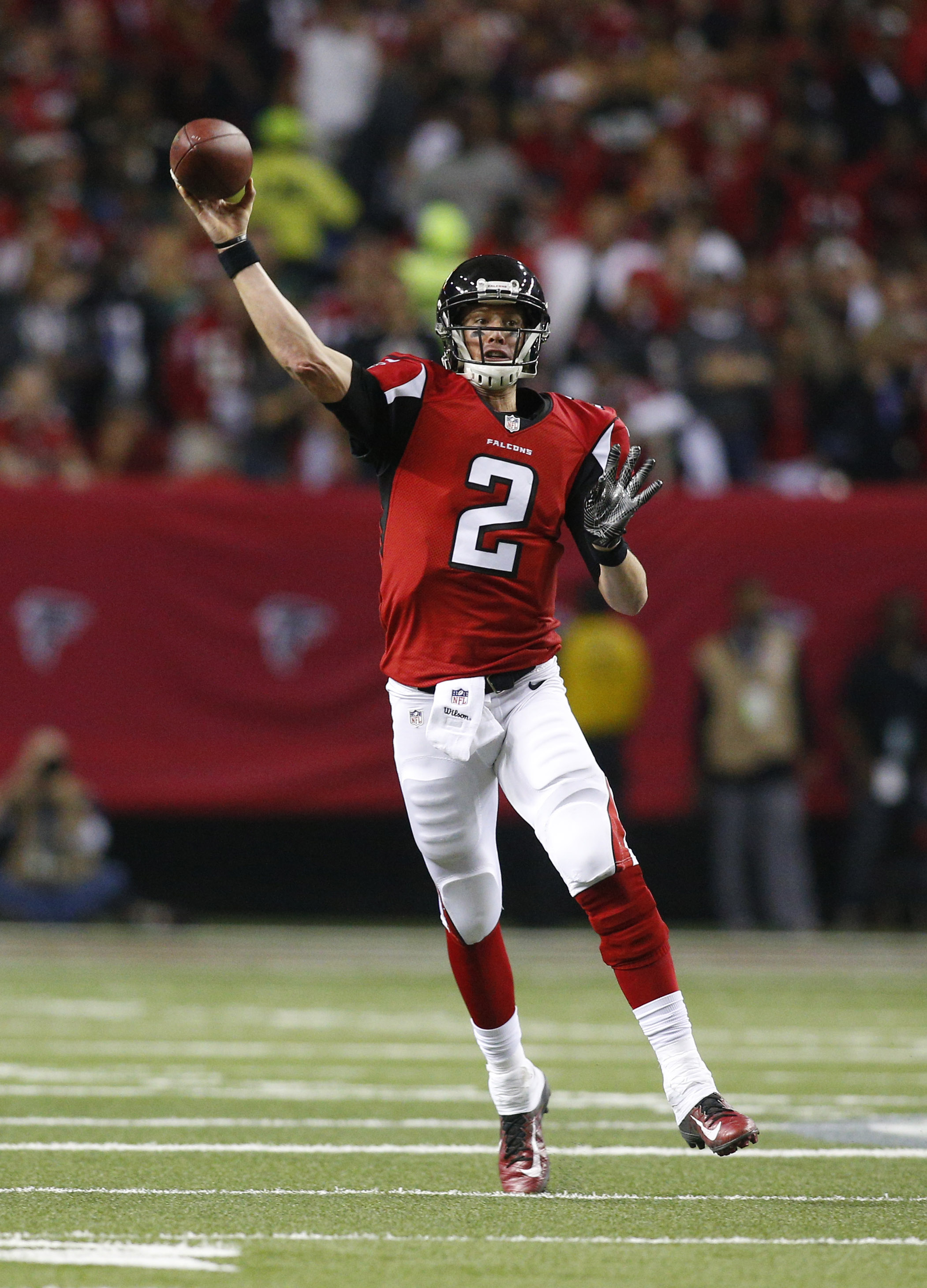 Arthur Blank: Falcons Will Extend Matt Ryan