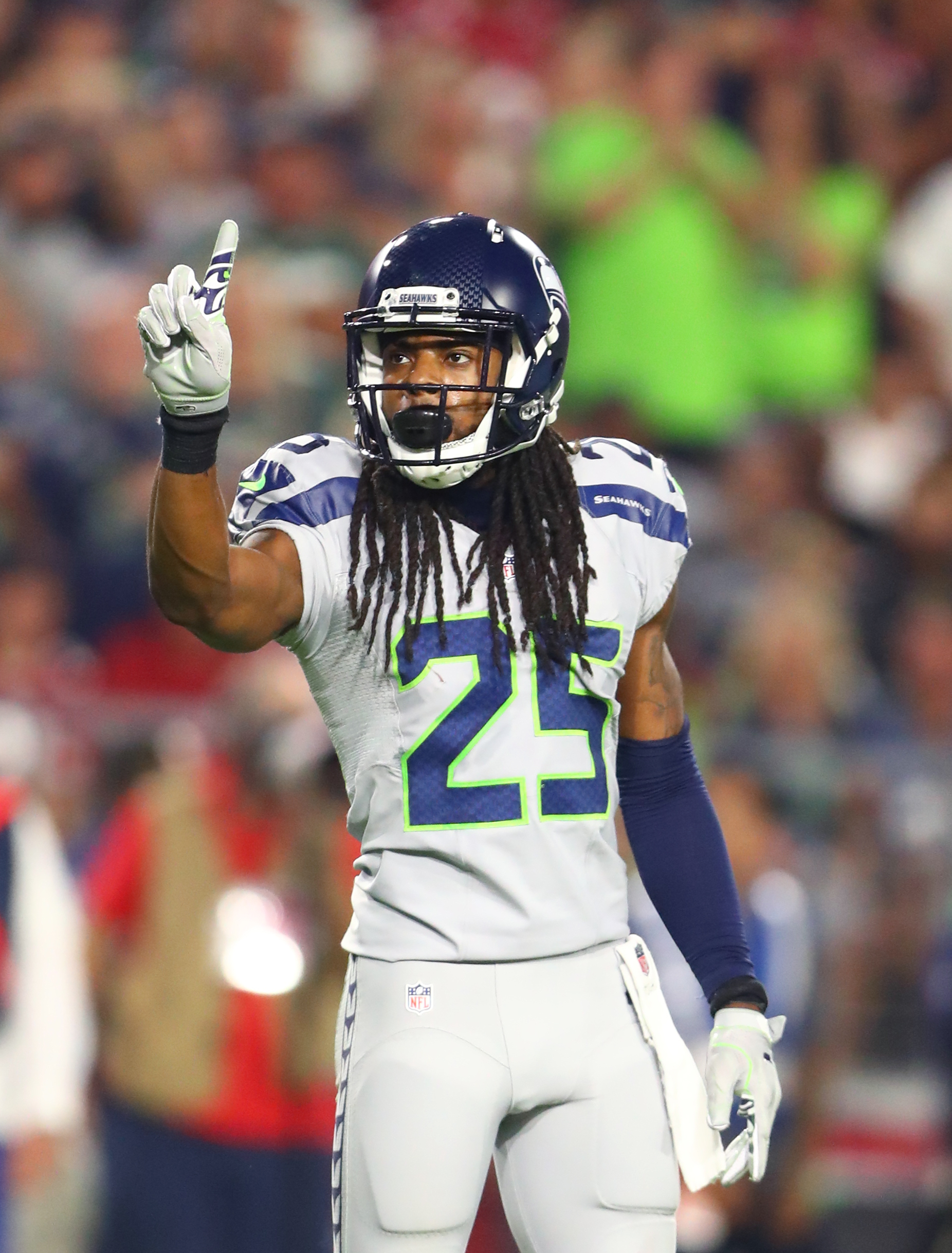 Seahawks Richard Sherman Requested Trade