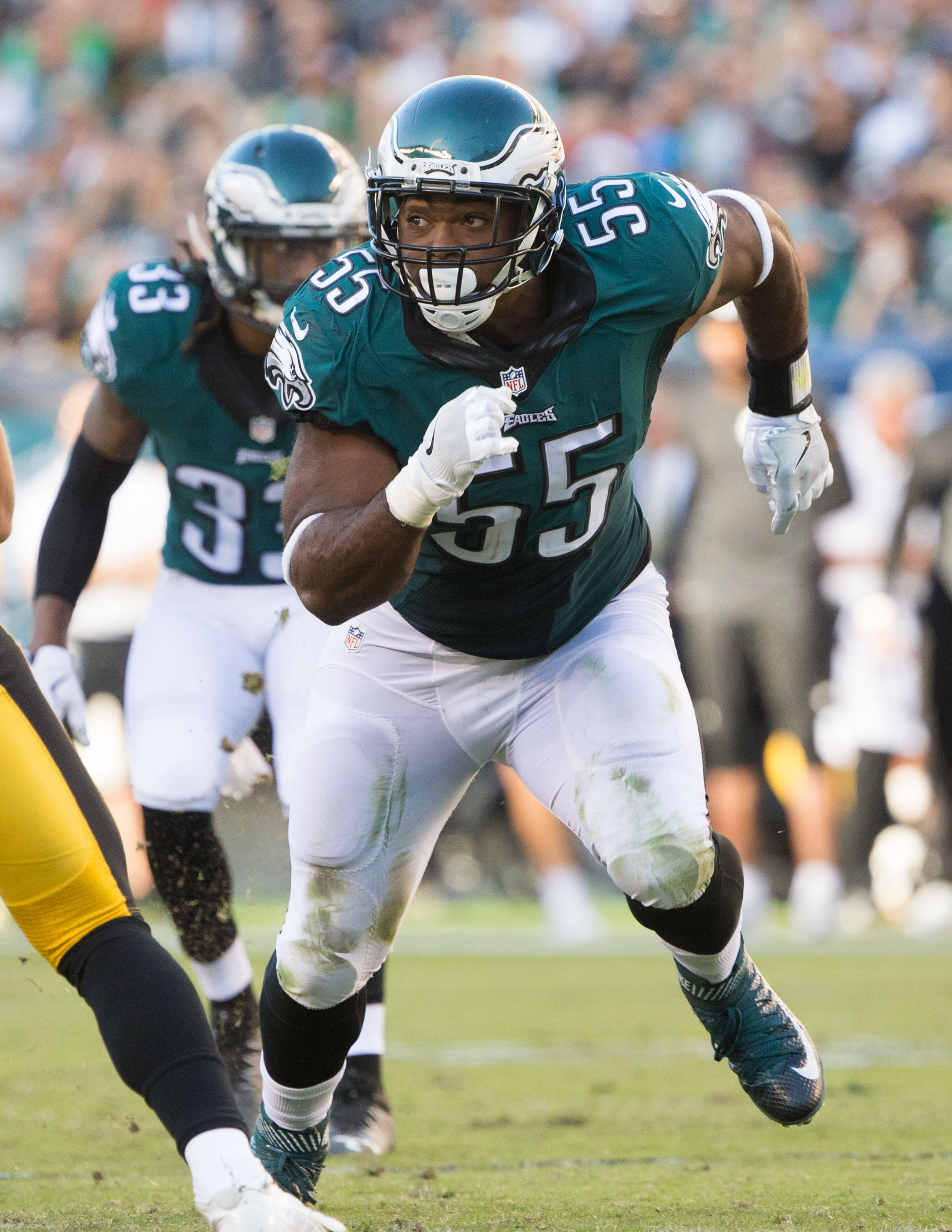 b885a0b0b1c Eagles  Brandon Graham Says He Won t Be Holding Out
