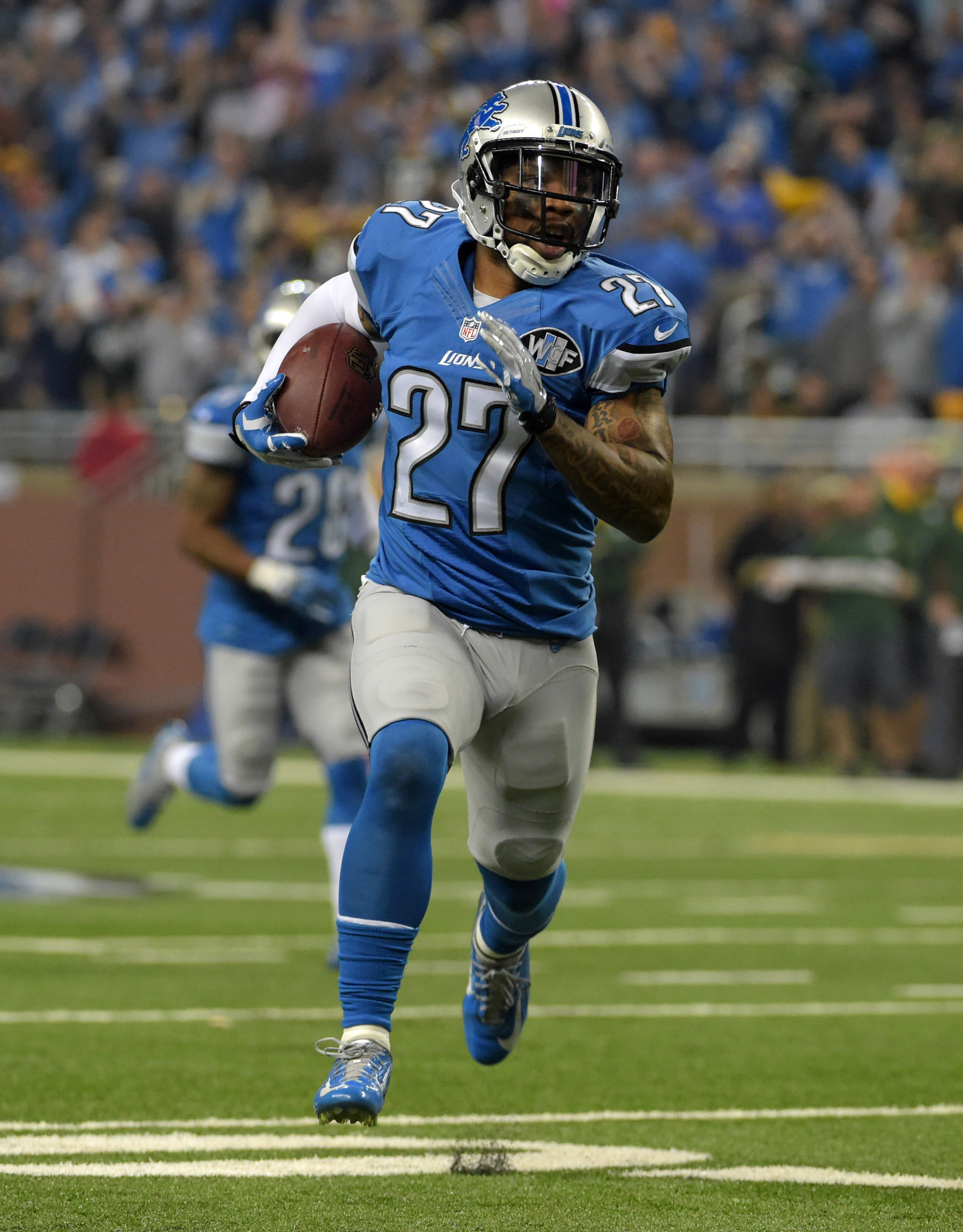 glover quin lions jersey