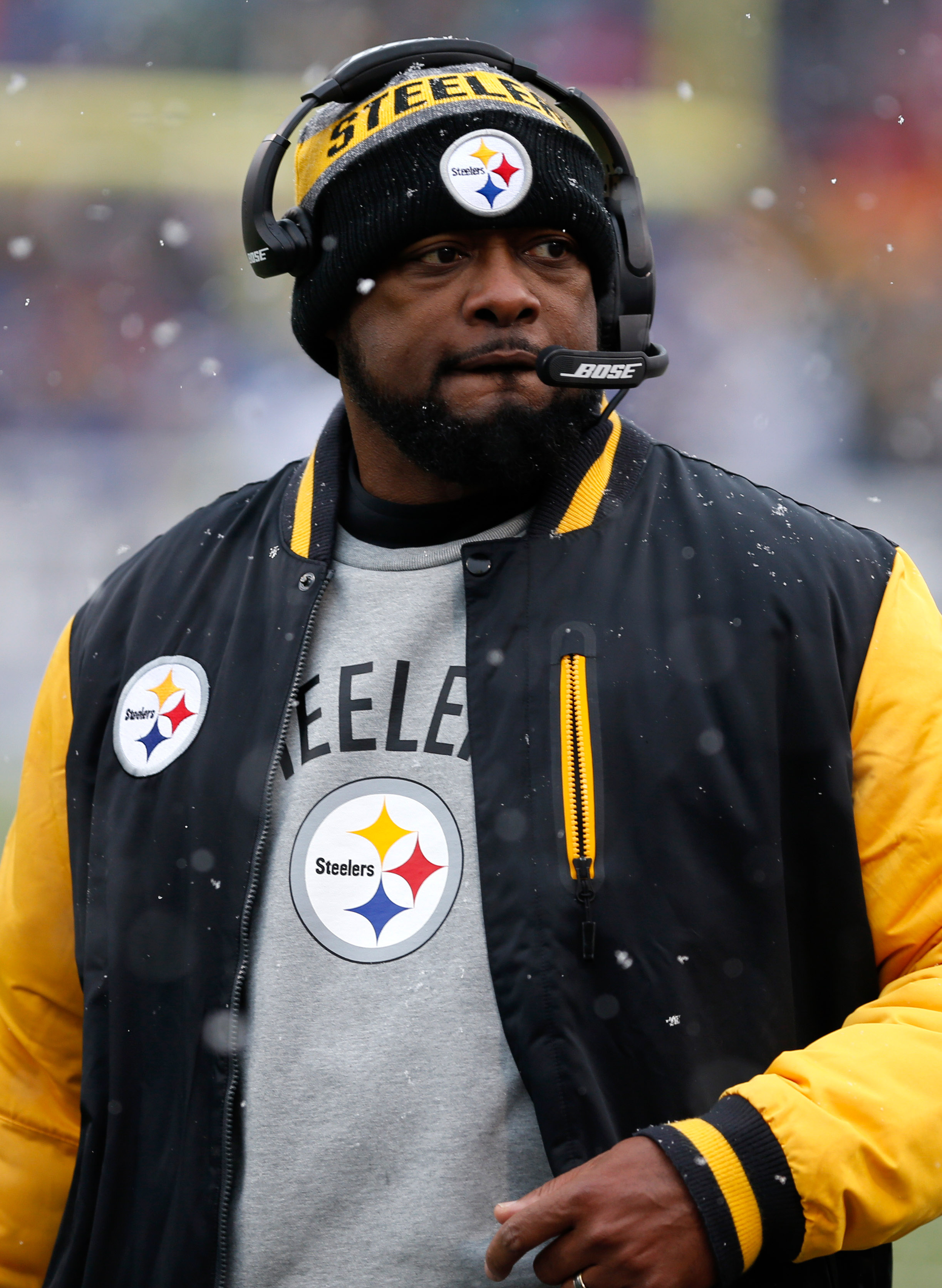 online store 1c73a 900d8 Steelers Sign Mike Tomlin To Extension