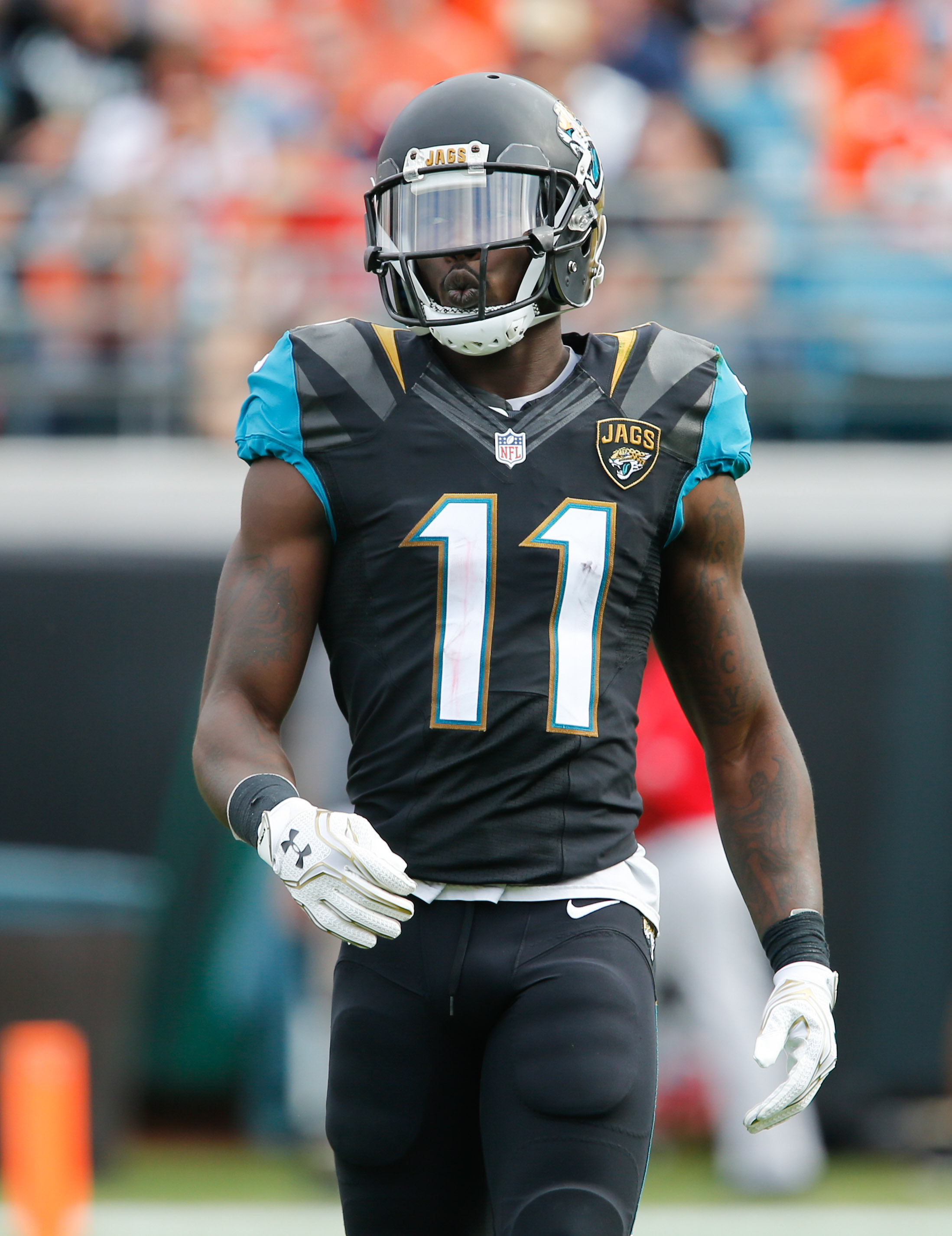 84629e34 Jaguars WR Marqise Lee Out For Season