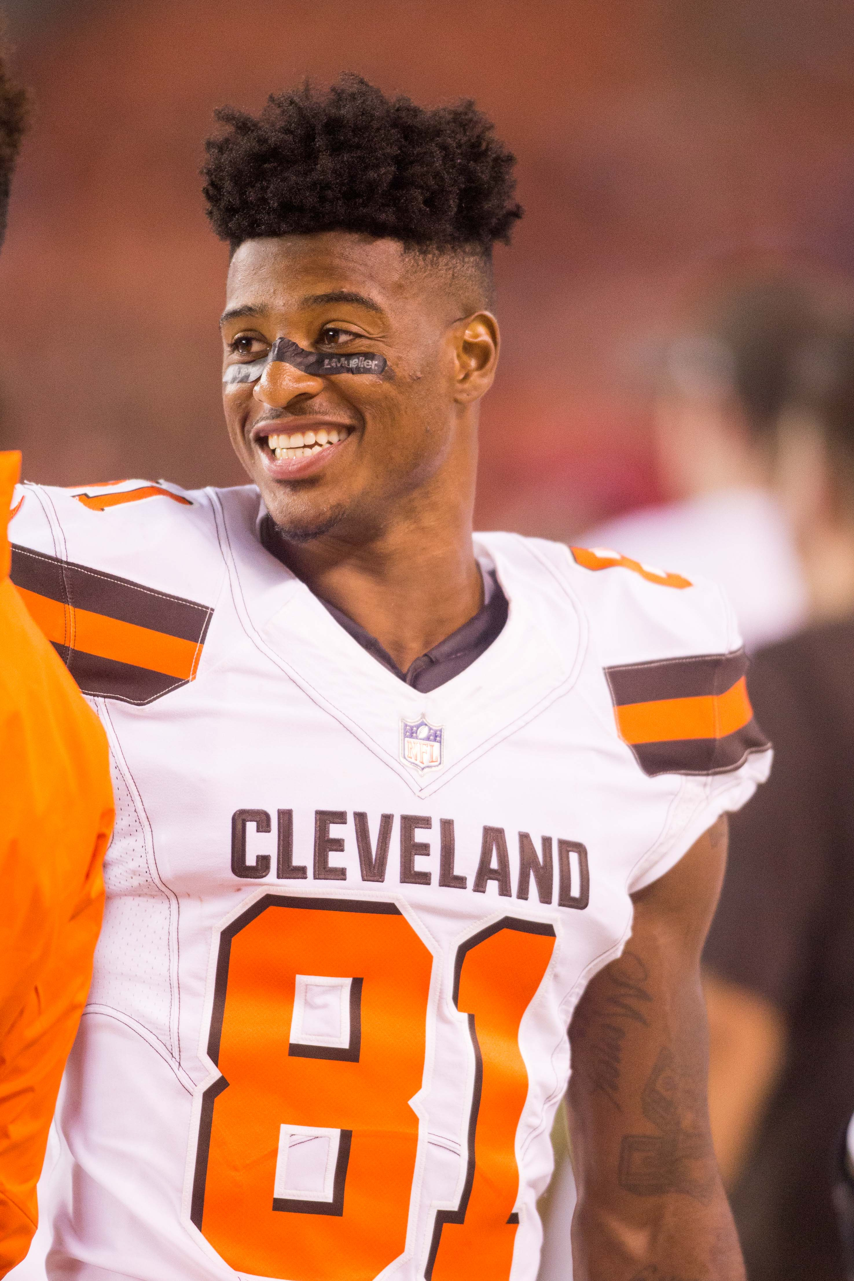 5266421e9 Rashard Higgins - Pro Football Rumors