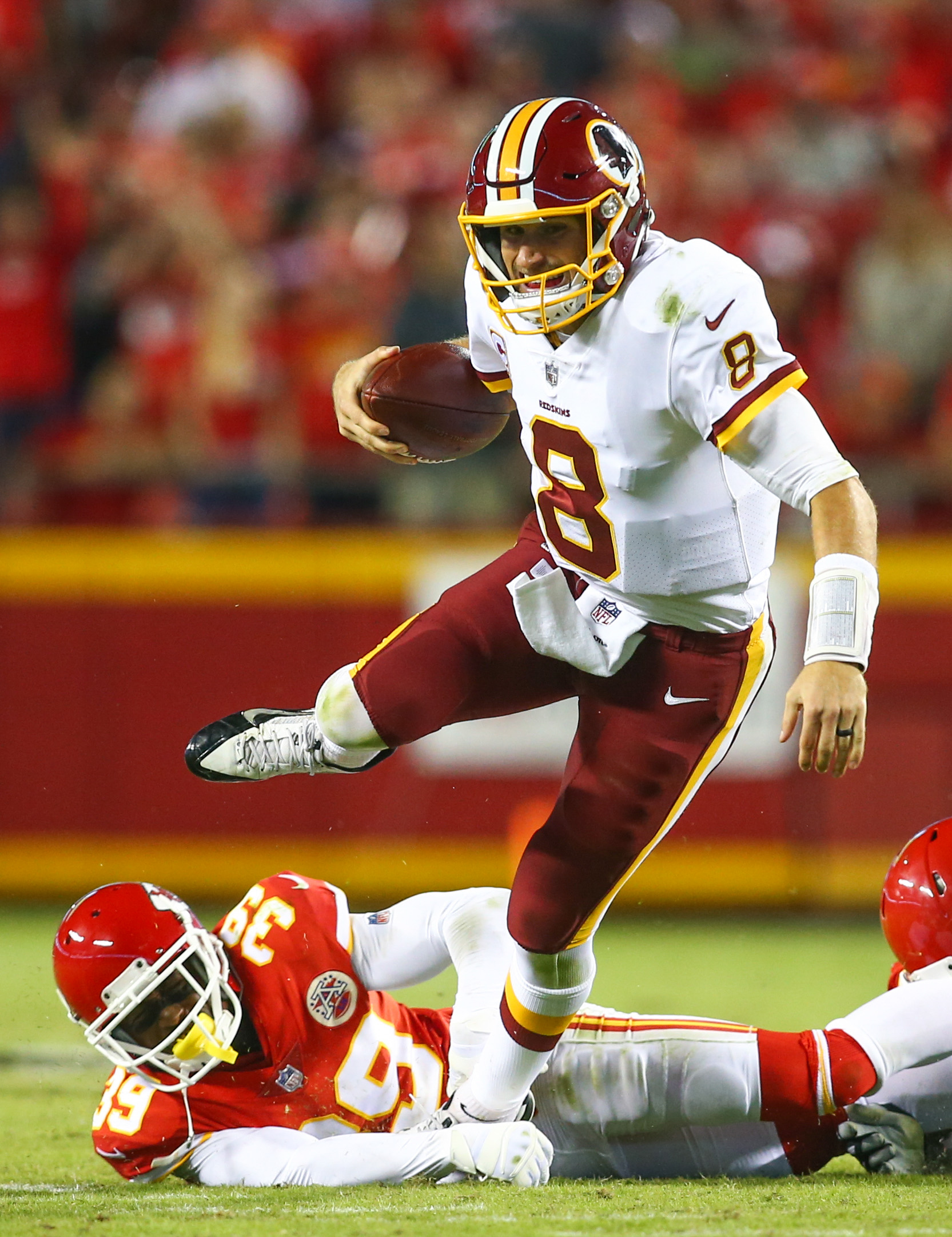 50763d358 Kirk Cousins, QB (Redskins): At long last, Kirk Cousins is headed towards  unrestricted free agency. You may or may not regard Cousins as a star, ...