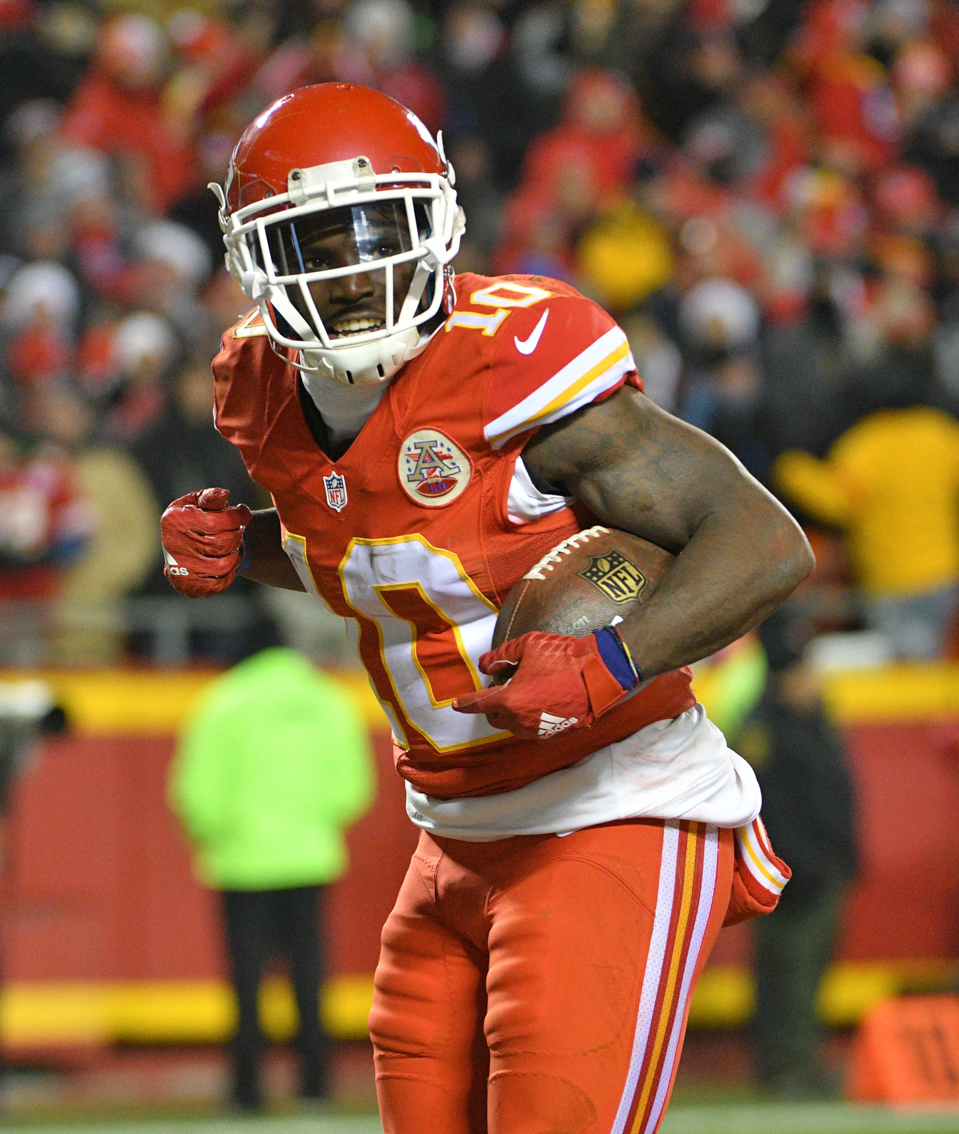 sneakers for cheap 0cc4e e2ca9 Chiefs Considered Trading Steven Nelson?