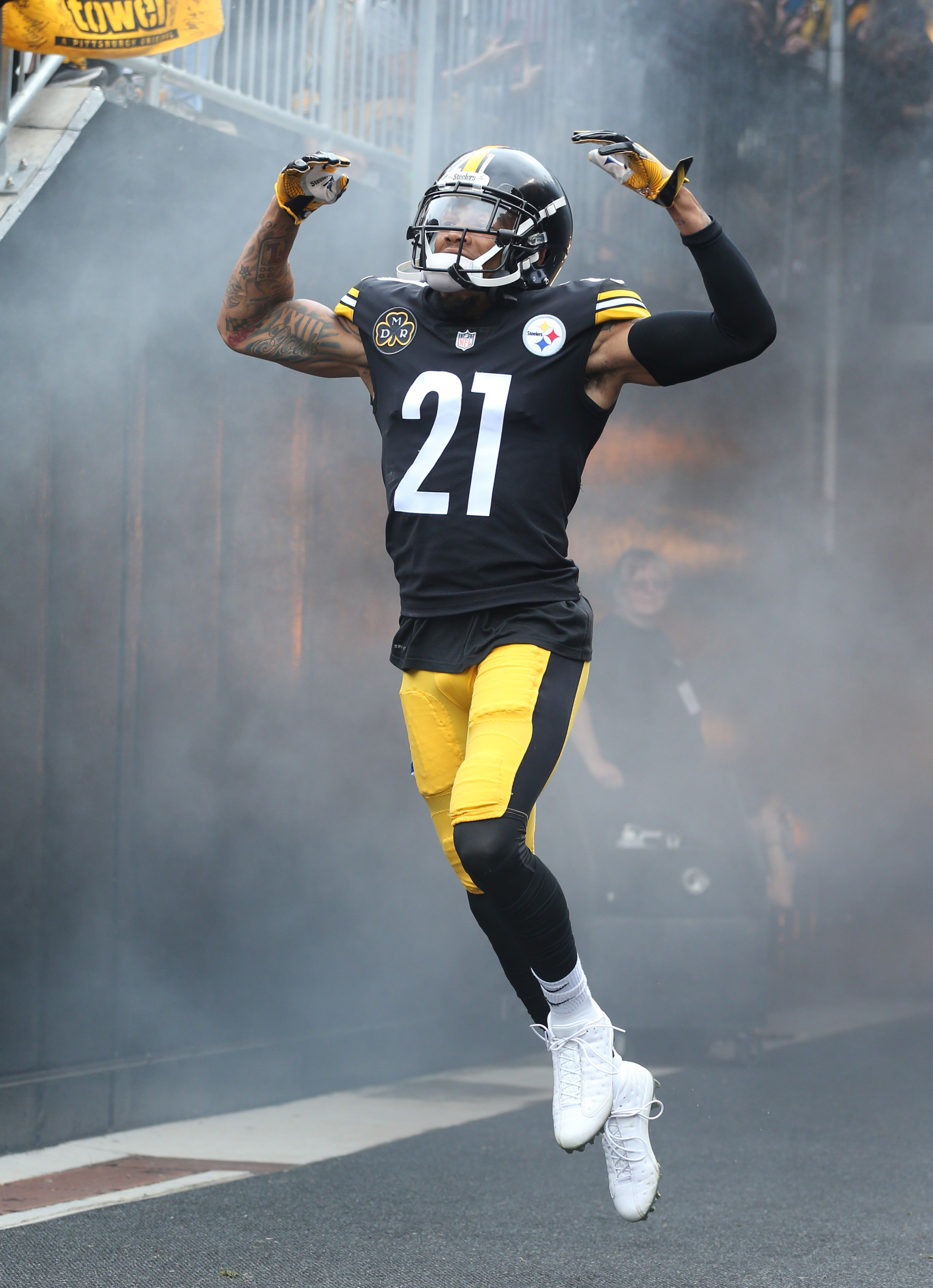 "f610f79b8 In a piece that explores whether the Steelers should spend their  first-round pick on a cornerback, Kaboly says that an extension for Haden  is ""looming."